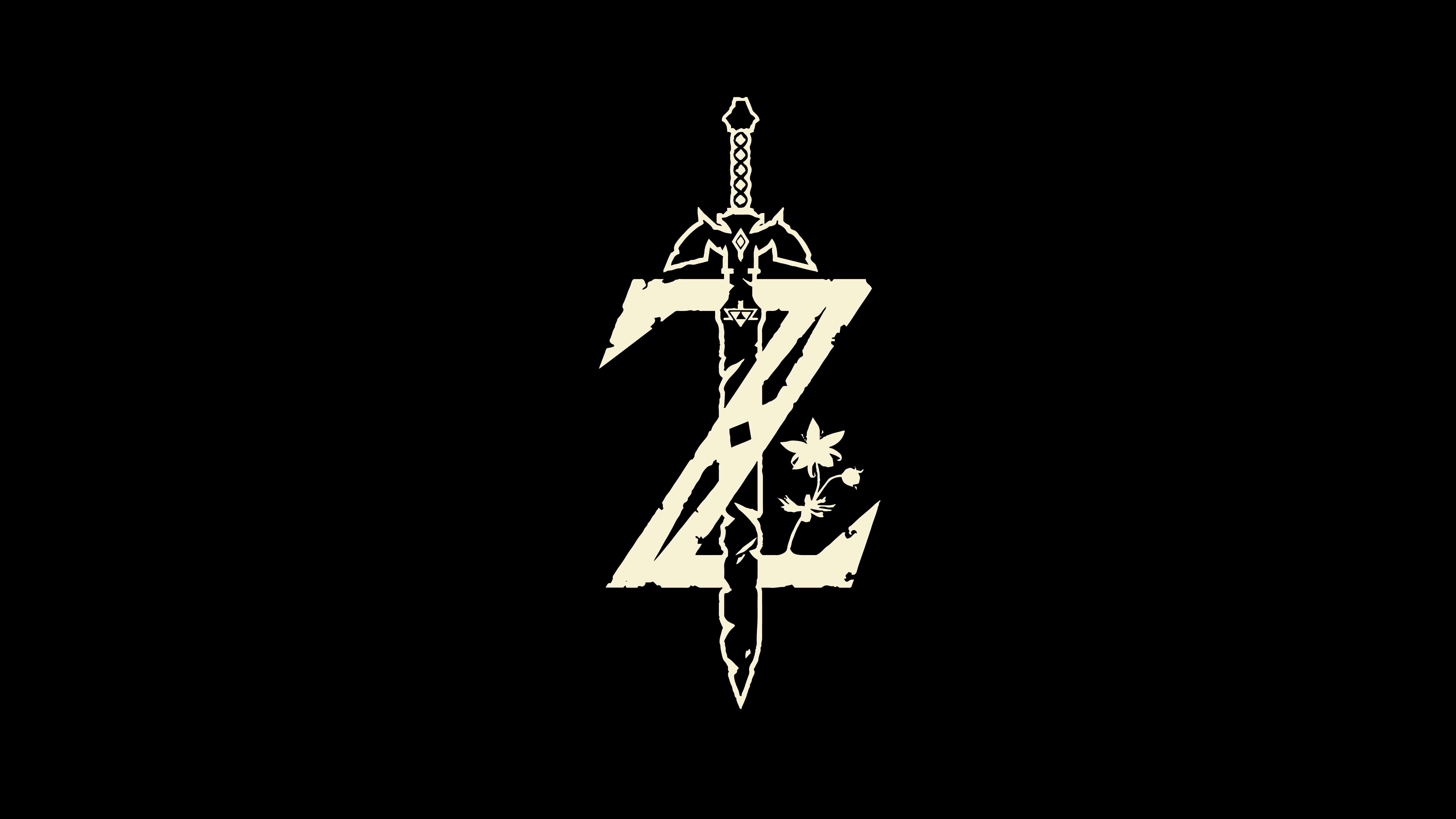 Wallpaper The Legend Of Zelda Minimalist