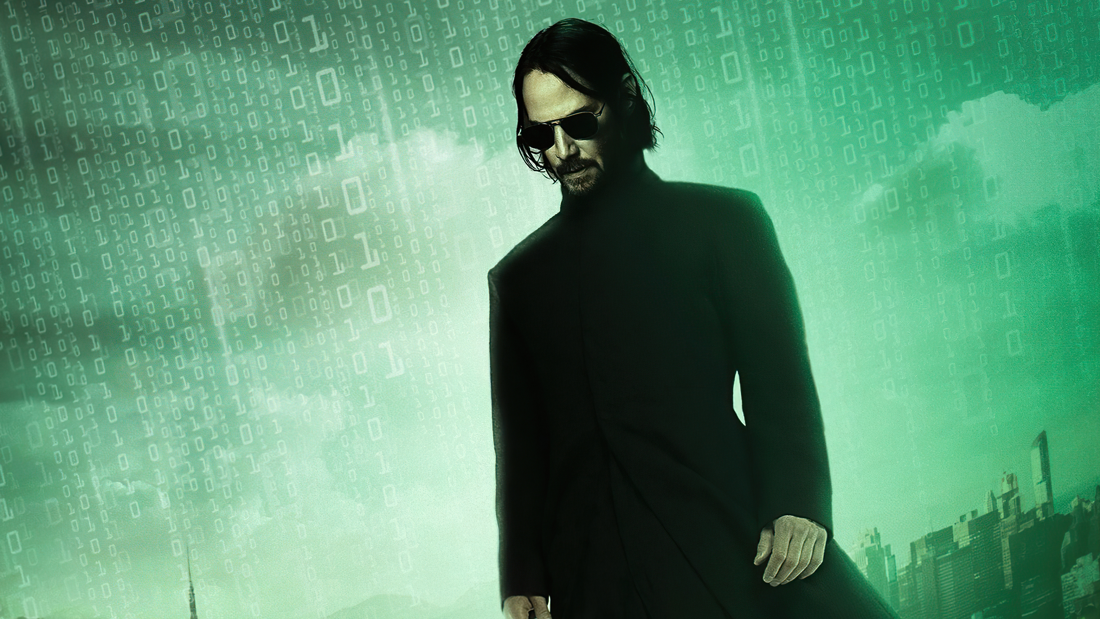 Fondos de pantalla The Matrix Resurrections