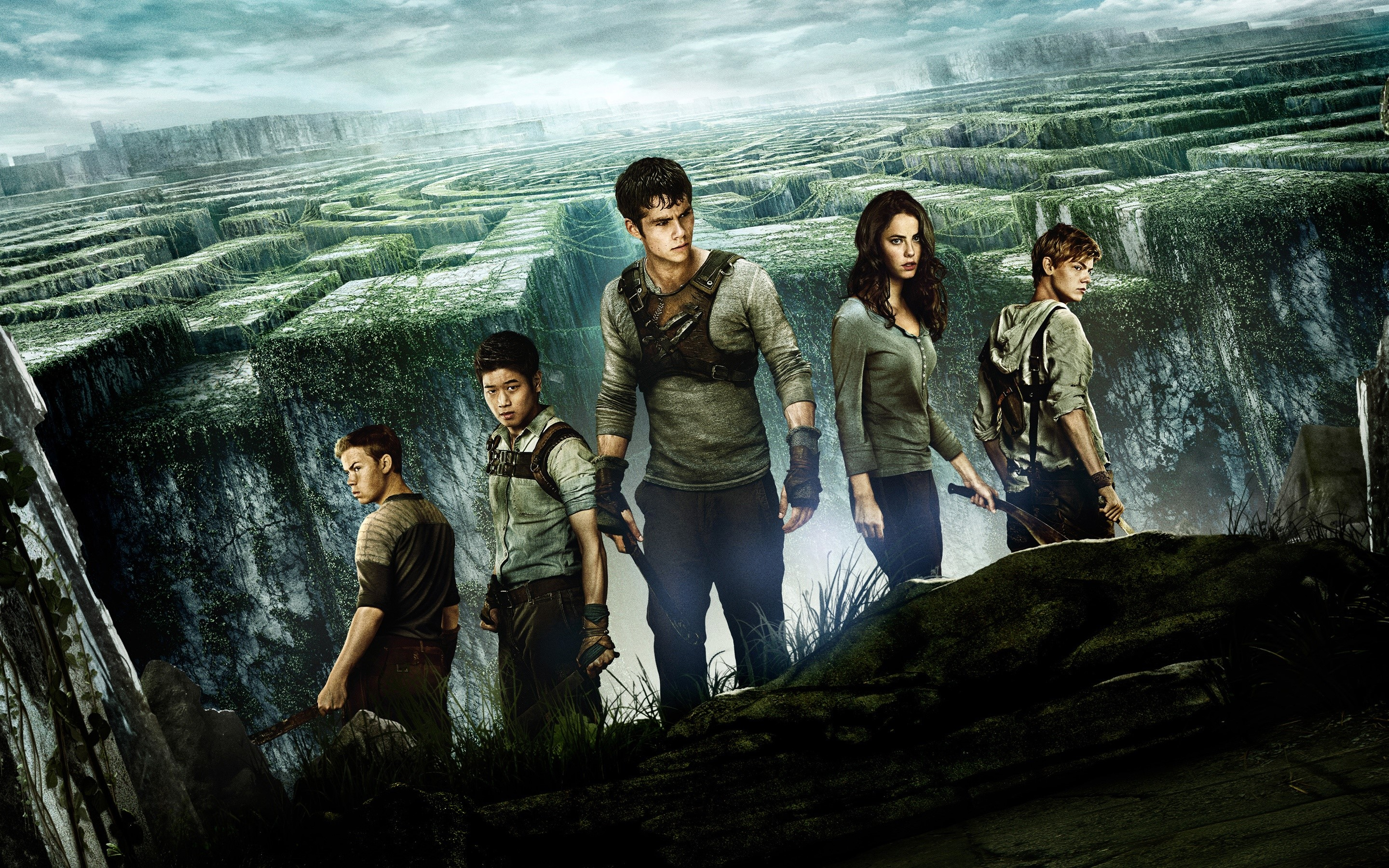 Fondos de pantalla The maze runner