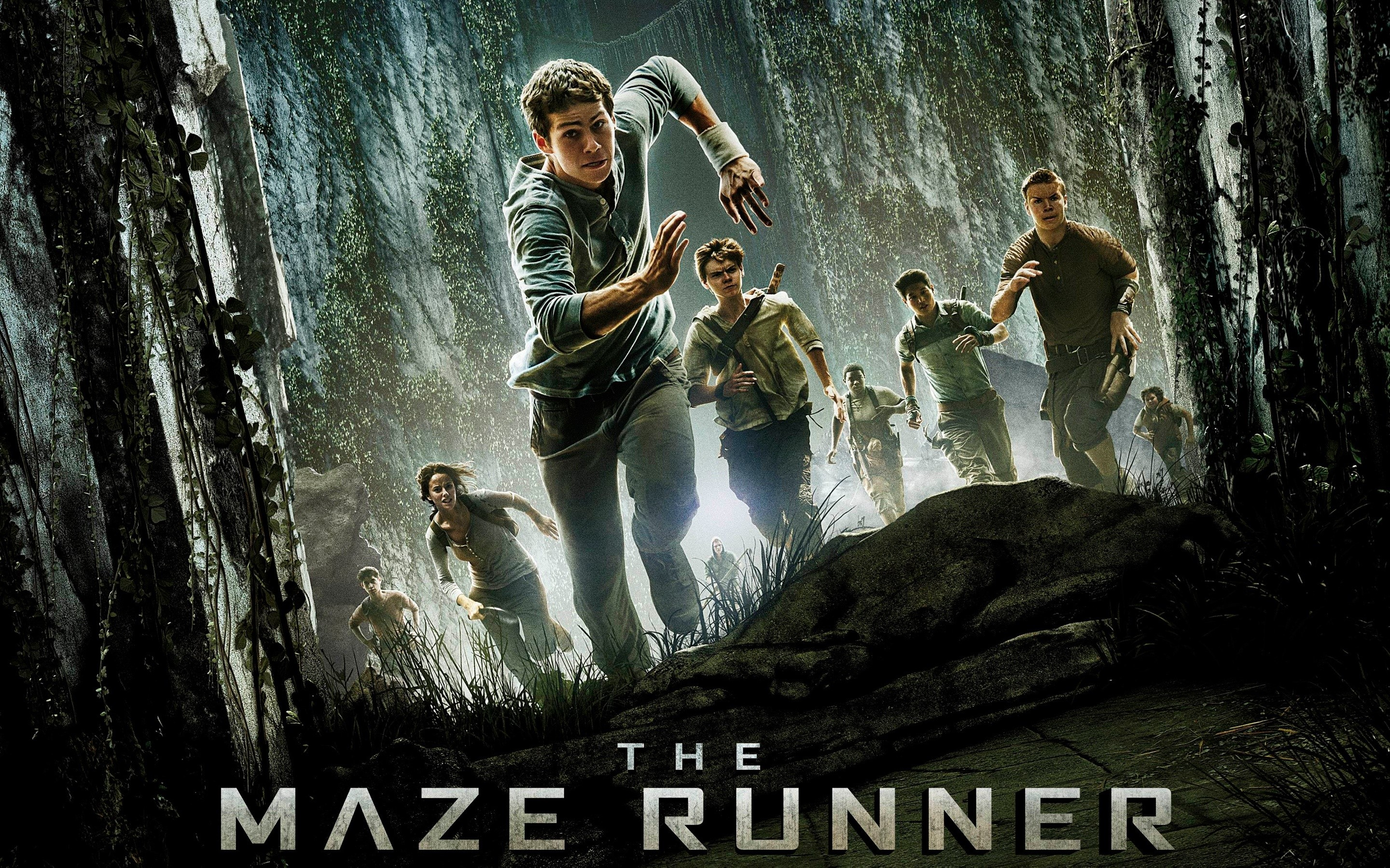Fondos de pantalla The maze runner still