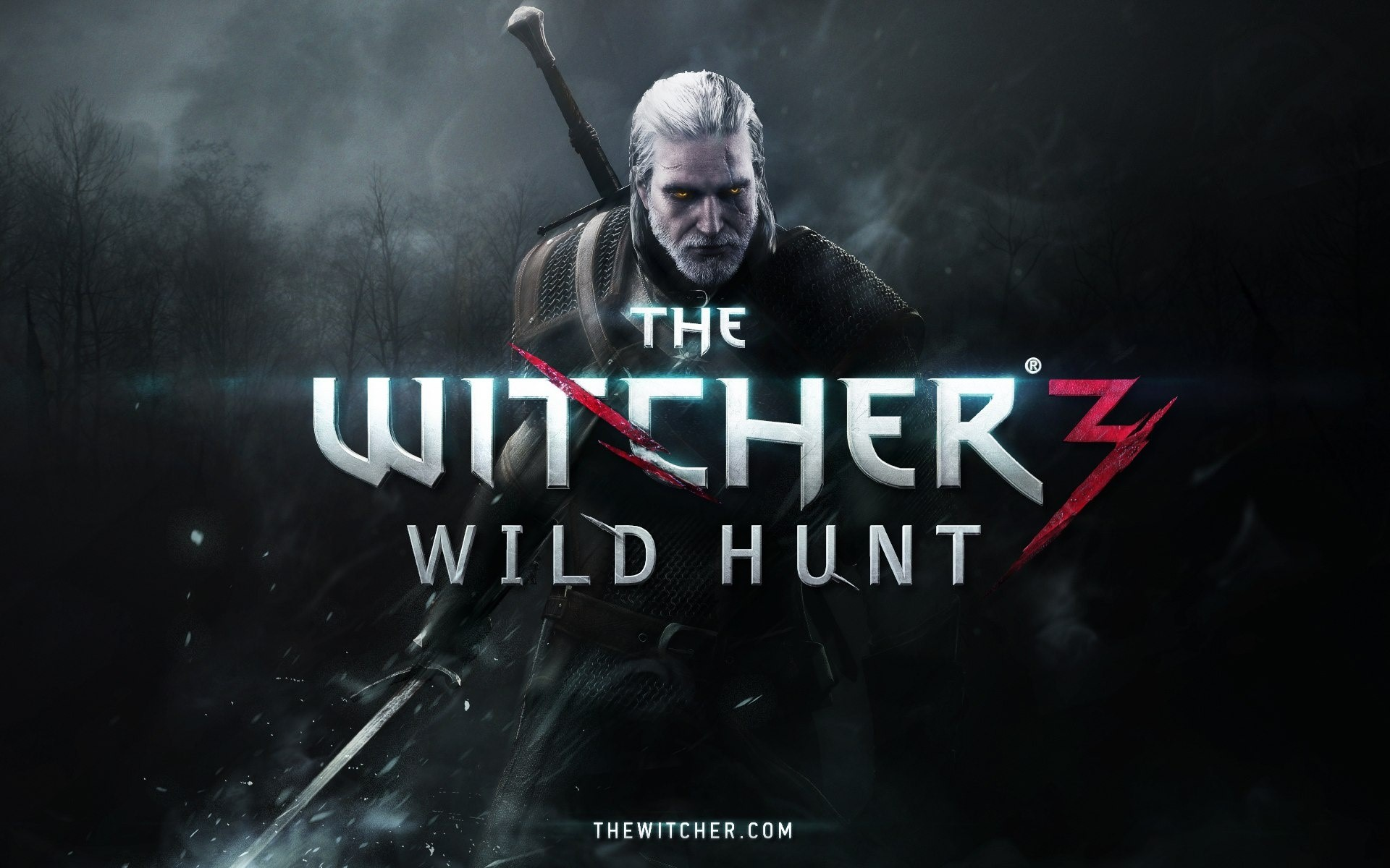 Wallpaper The witcher 3