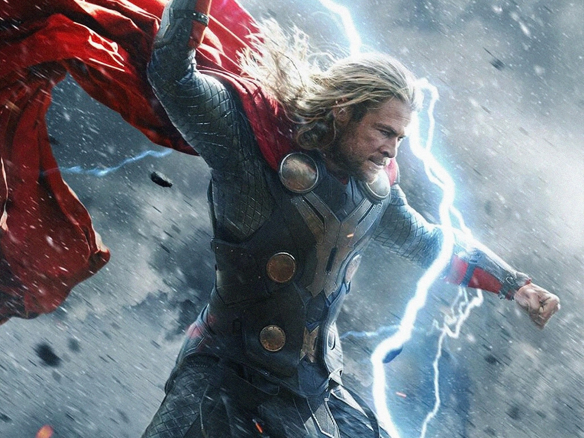 Wallpaper Thor 2 Images
