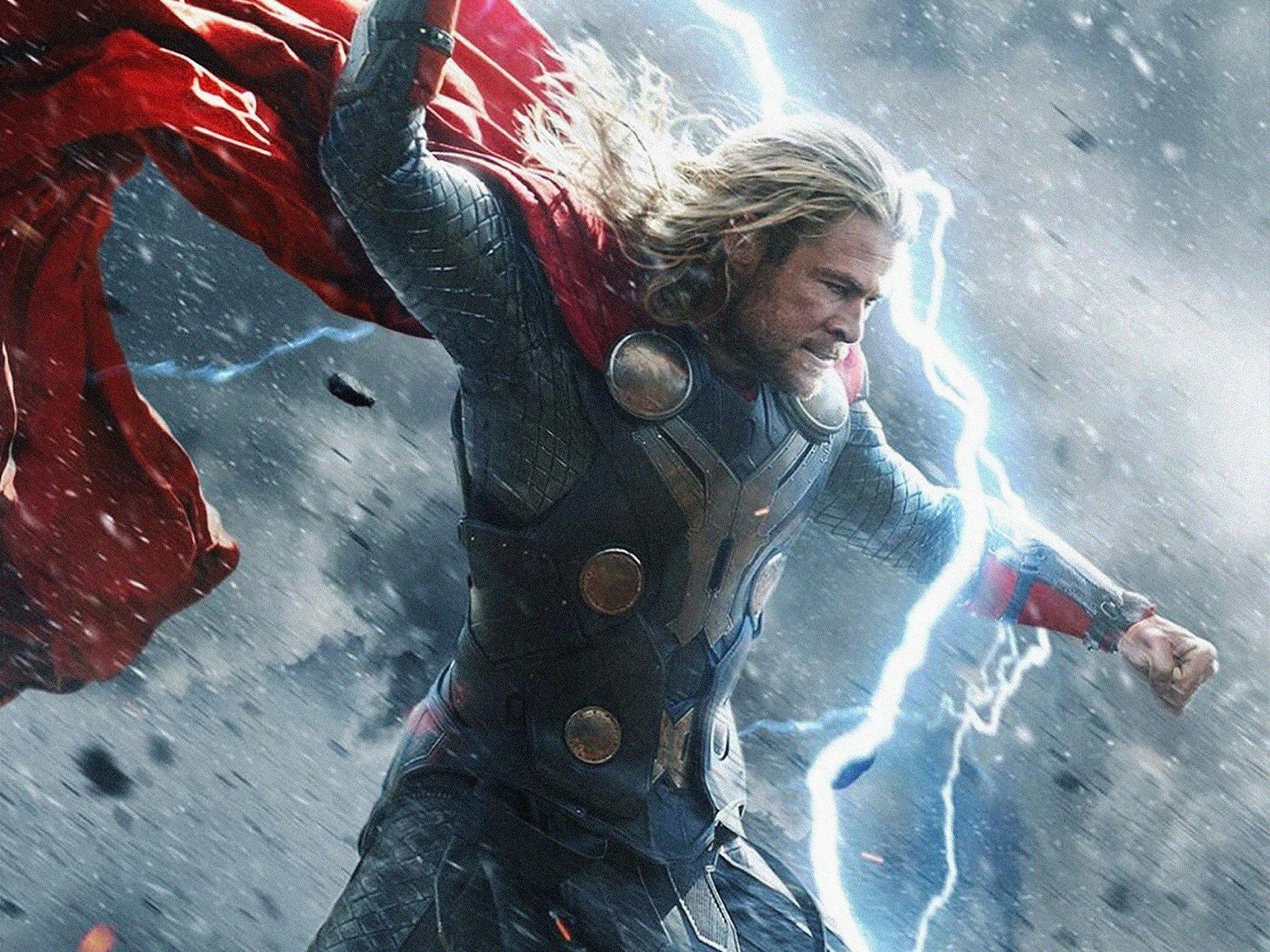 Fondos de pantalla Thor 2