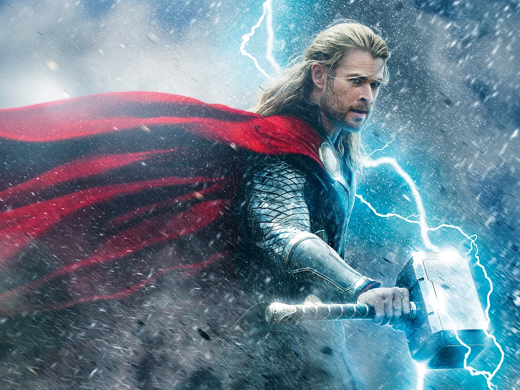 Wallpaper Thor The dark world