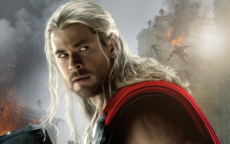 Fondos de pantalla Thor en Avengers