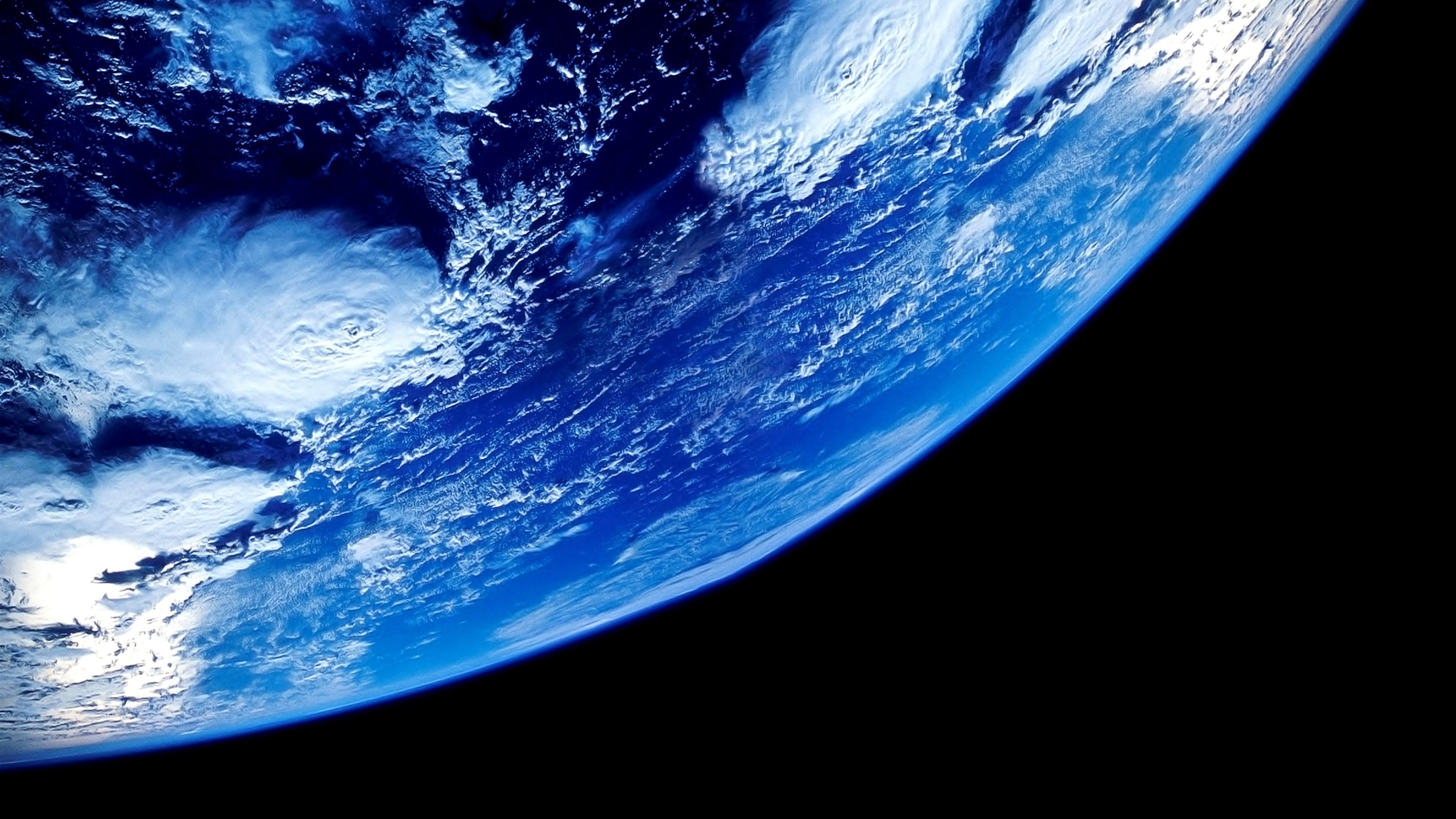Earth From Space Wallpaper 4k Ultra Hd Id2981