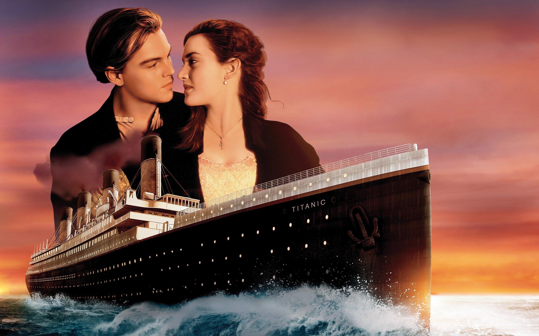 Wallpaper Titanic