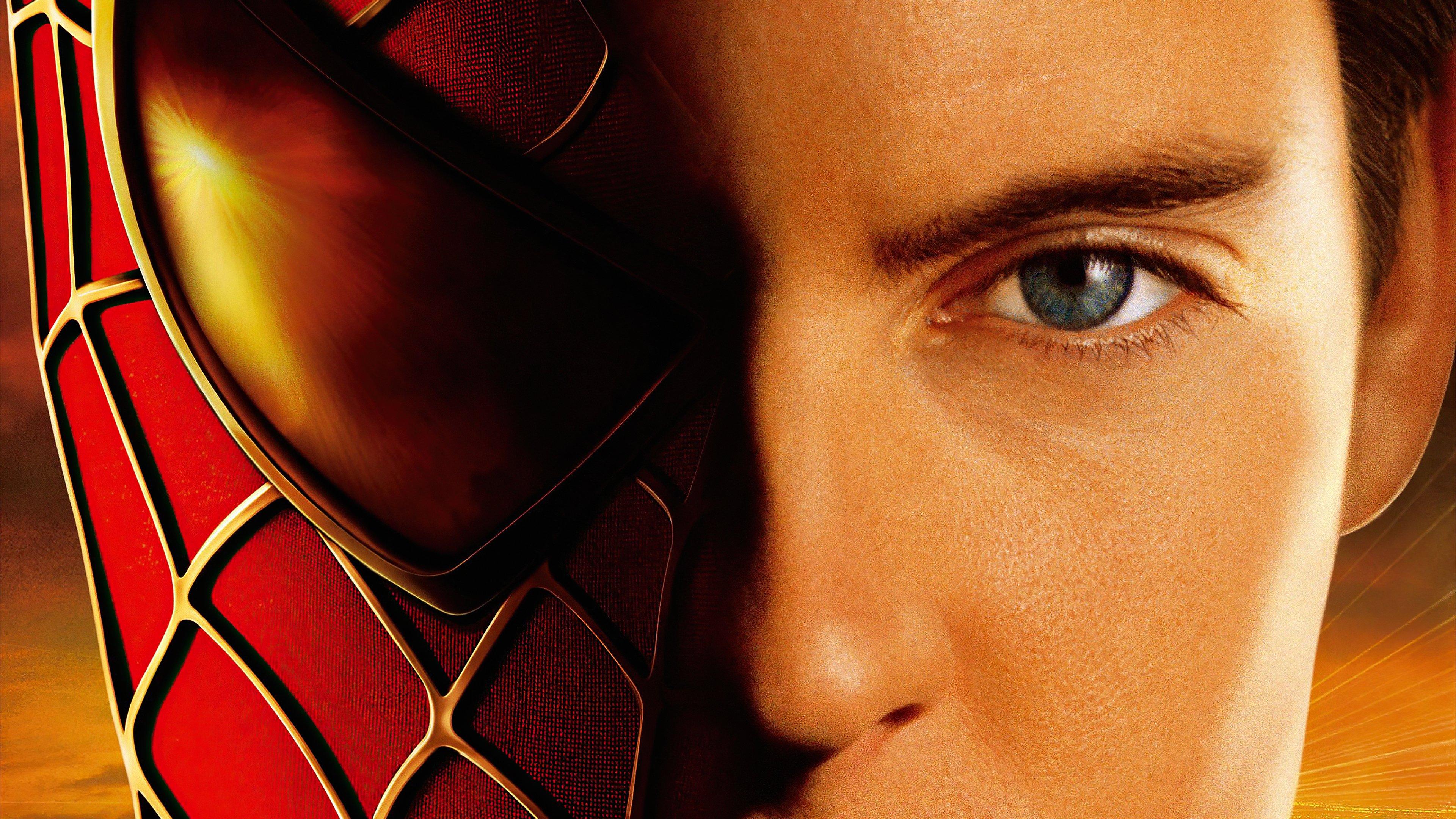 Fondos de pantalla Toby Maguire como el Hombre araña