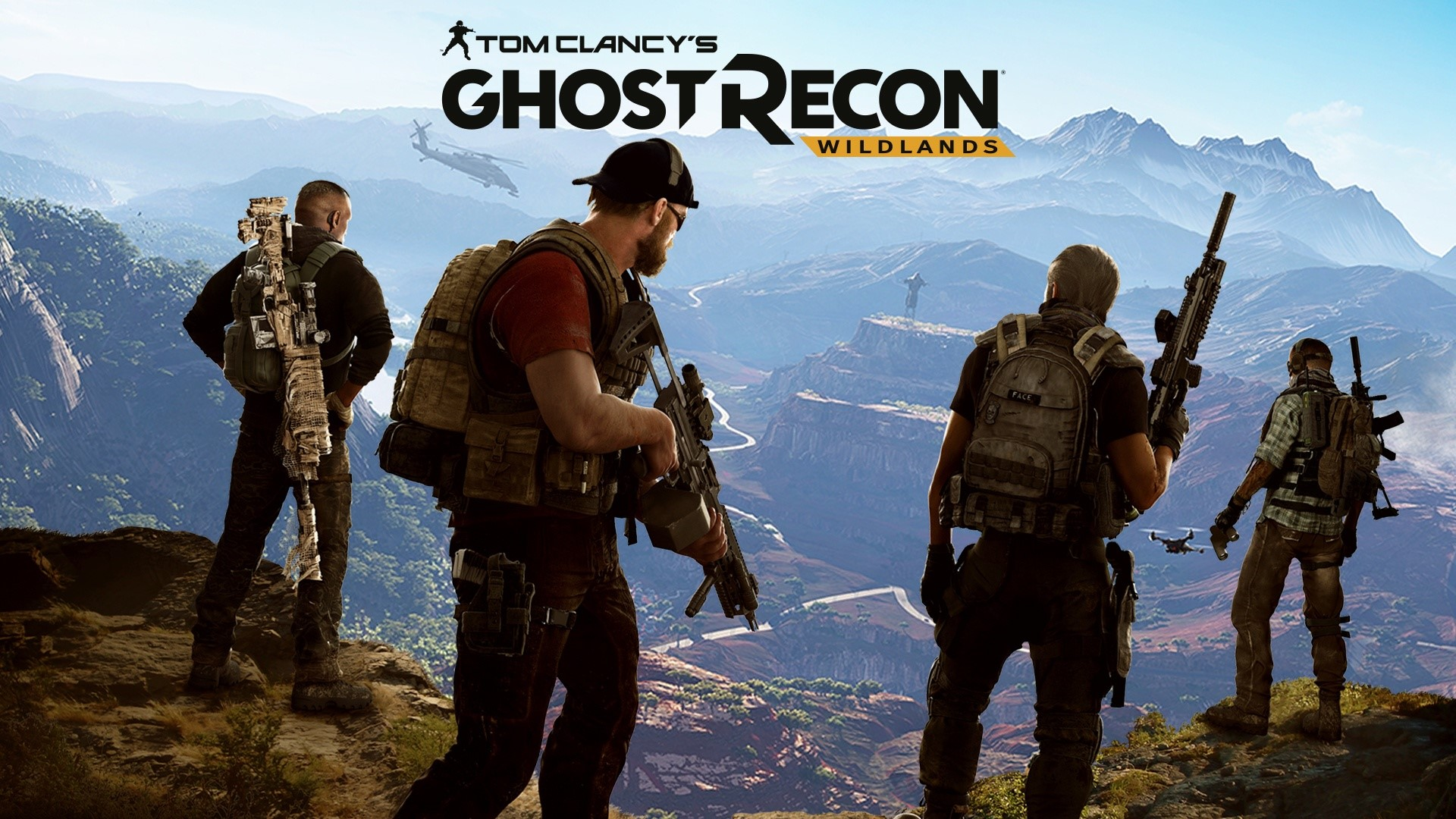 Fondo de pantalla de Tom Clancys Ghost Recon Wildlands Imágenes
