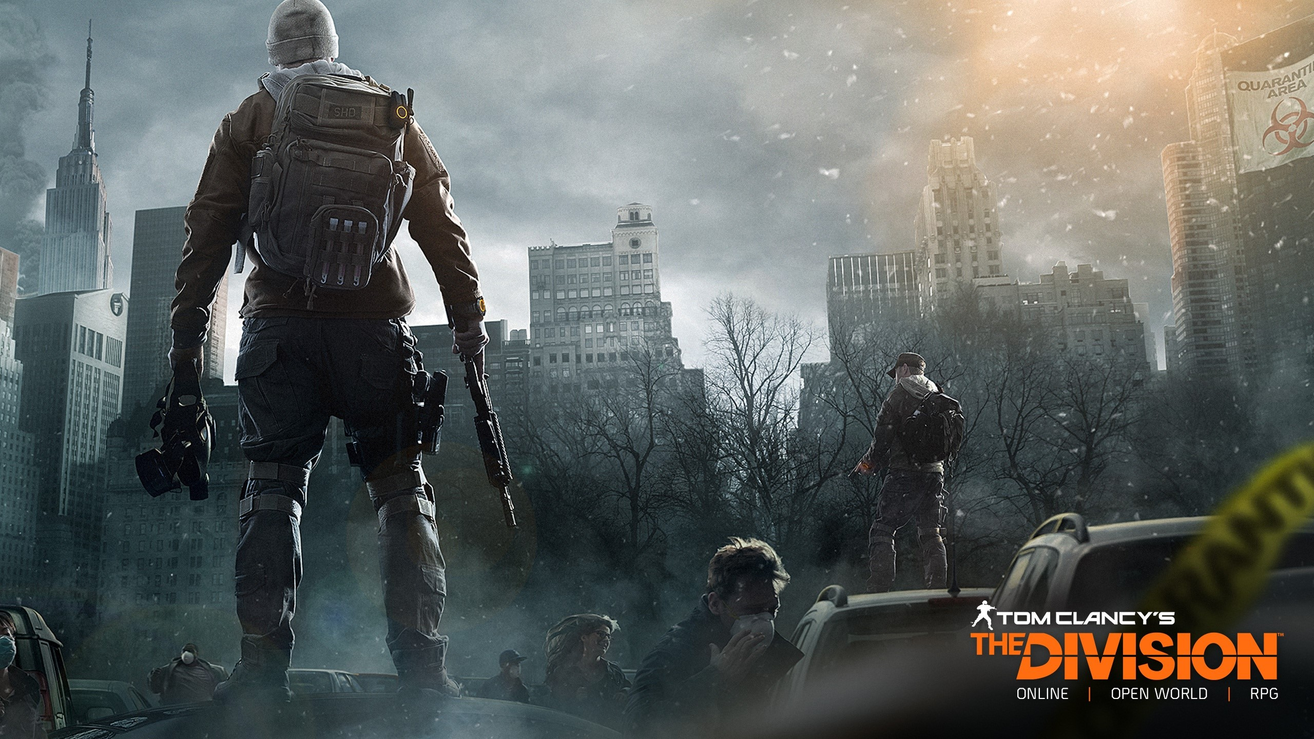 Fondos de pantalla Tom clancys The division