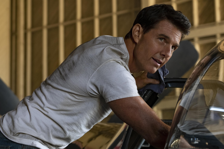 Fondos de pantalla Tom Cruise en Top Gun Maverick