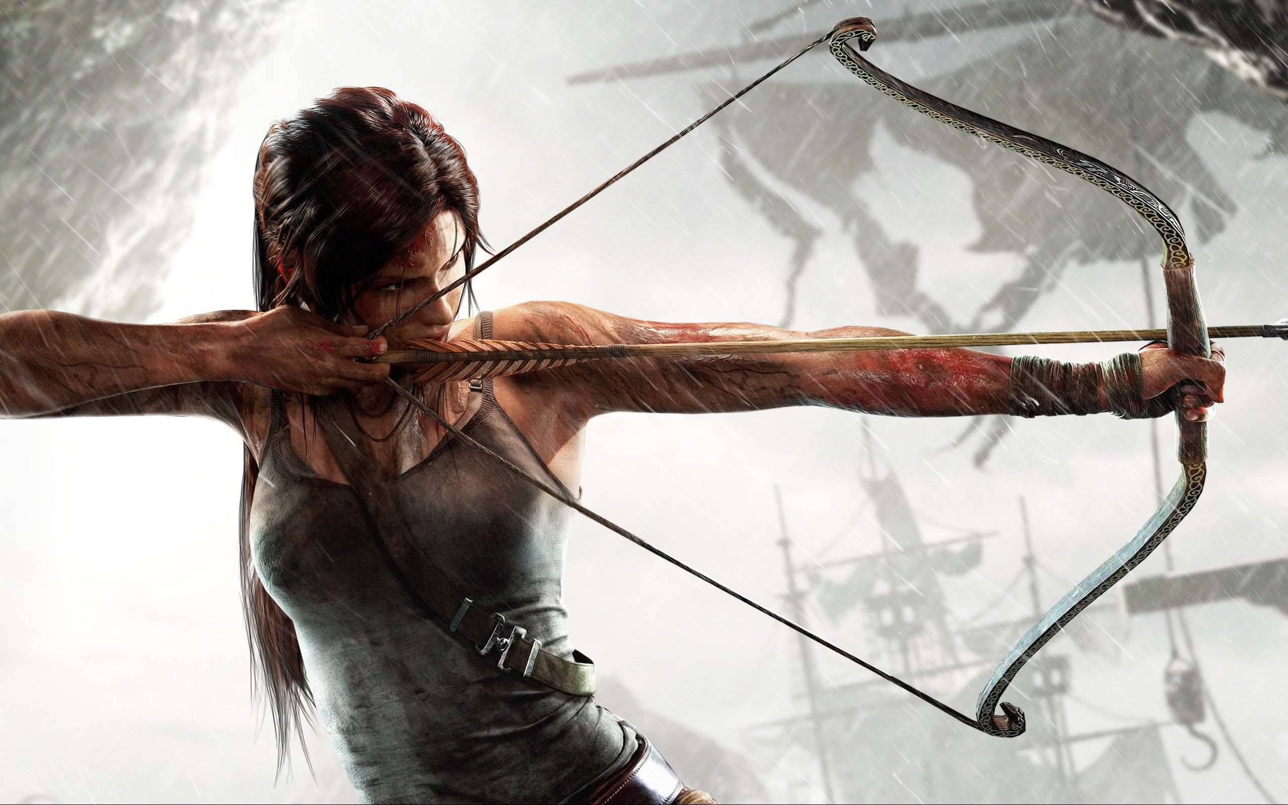 Wallpaper Tomb raider 2013 Images