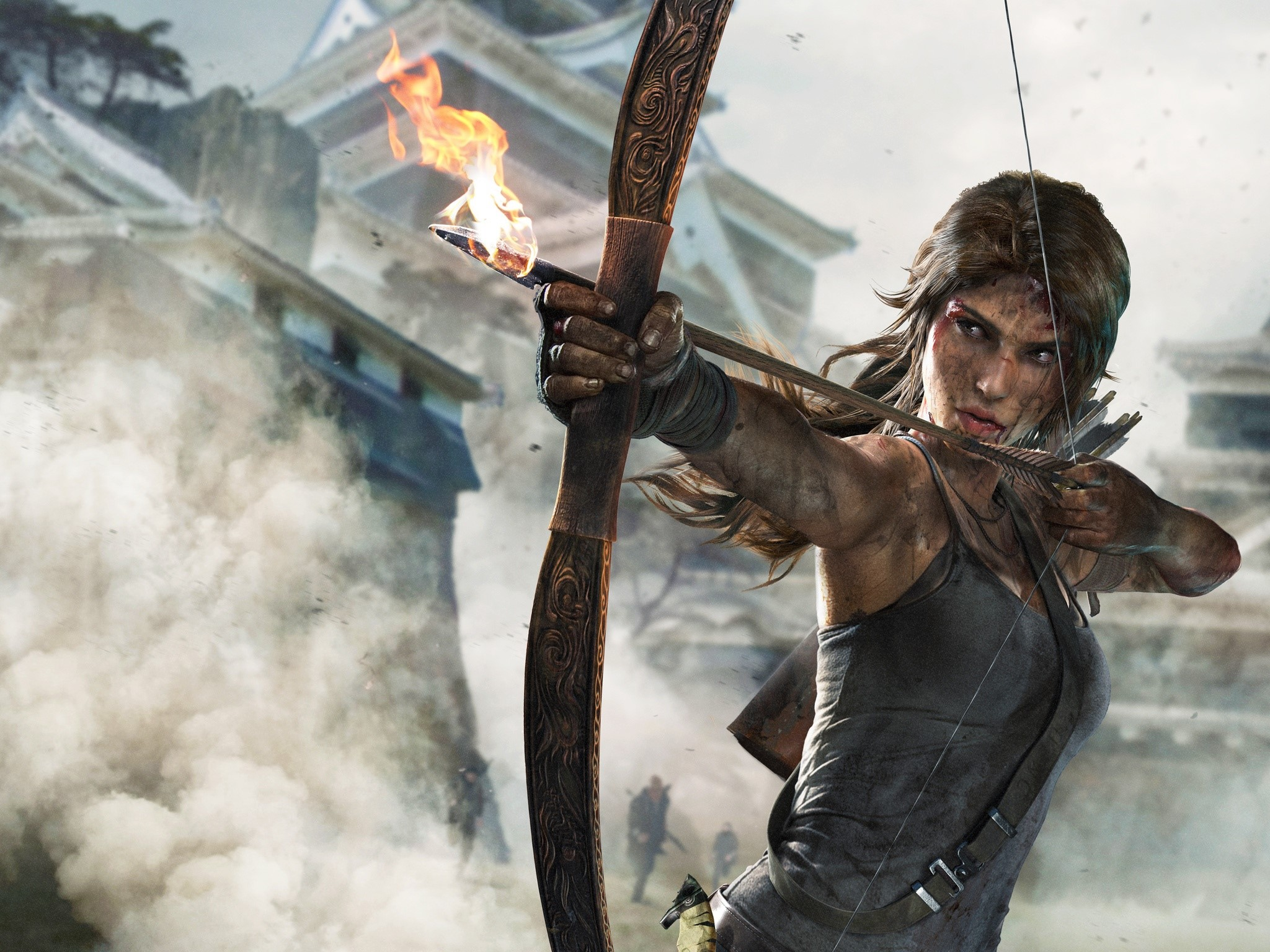 Fondos de pantalla Tomb Raider Definitive Edition