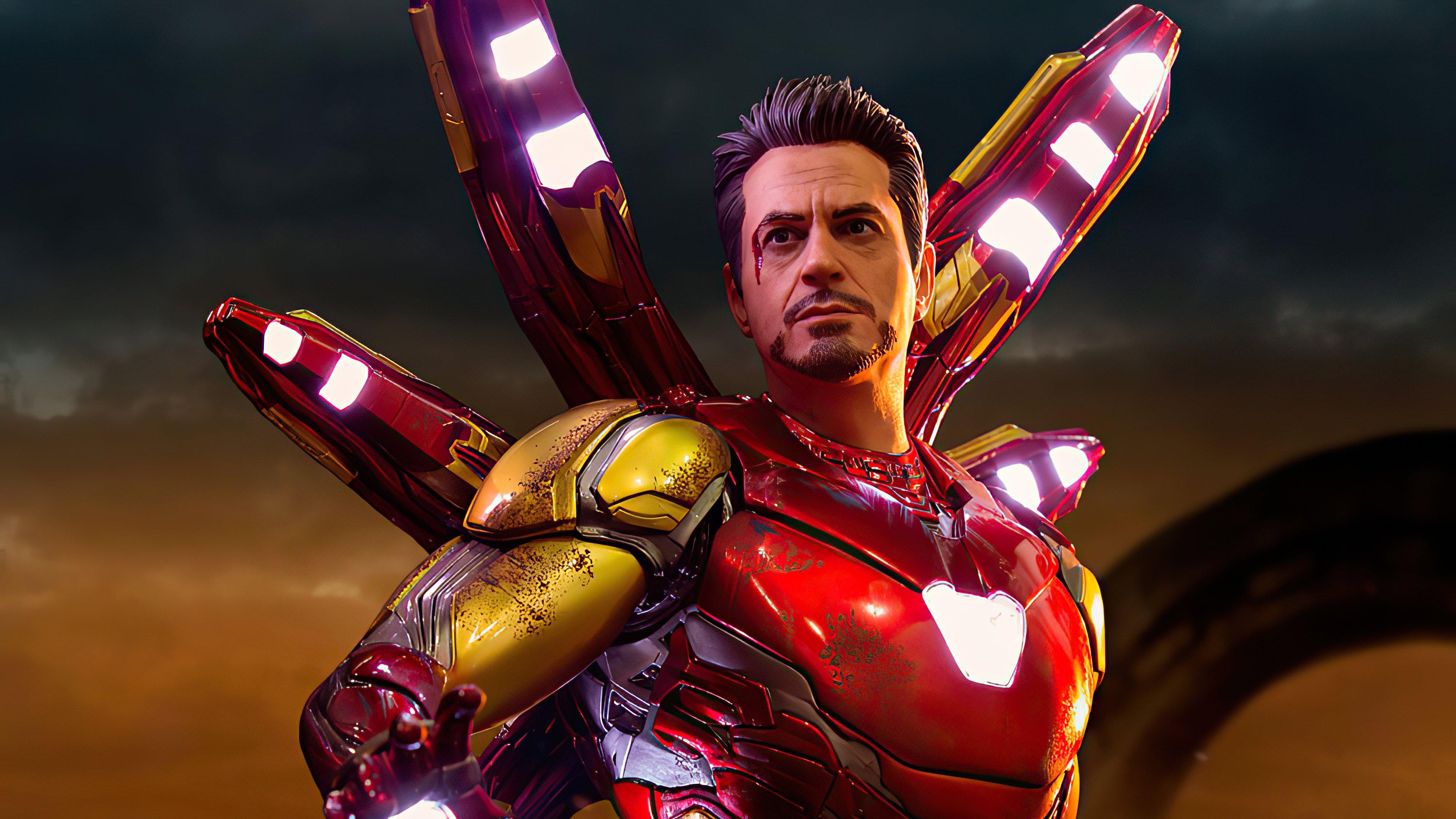 Wallpaper Tony Stark 2020