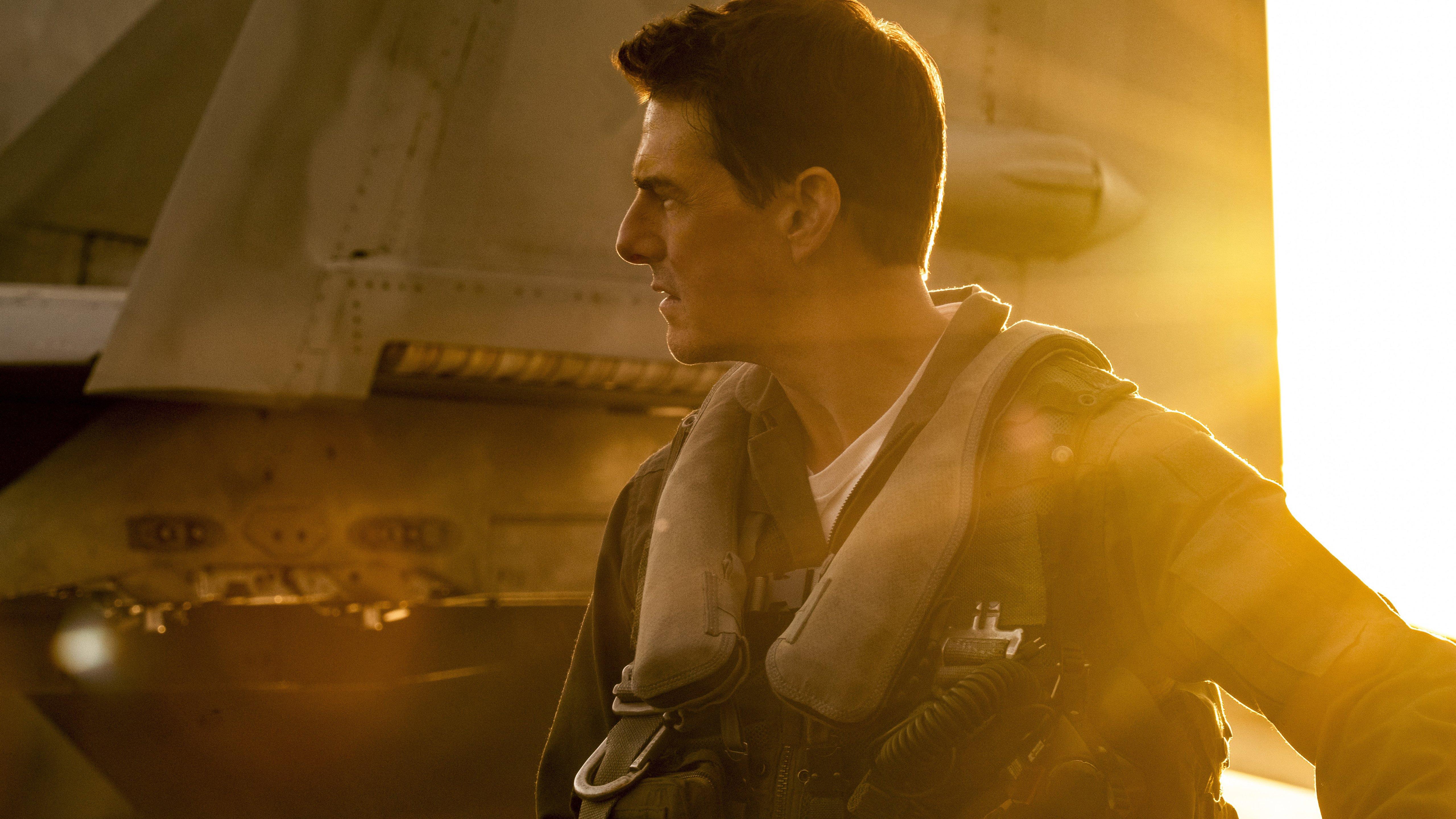 Fondos de pantalla Top Gun Maverick Película