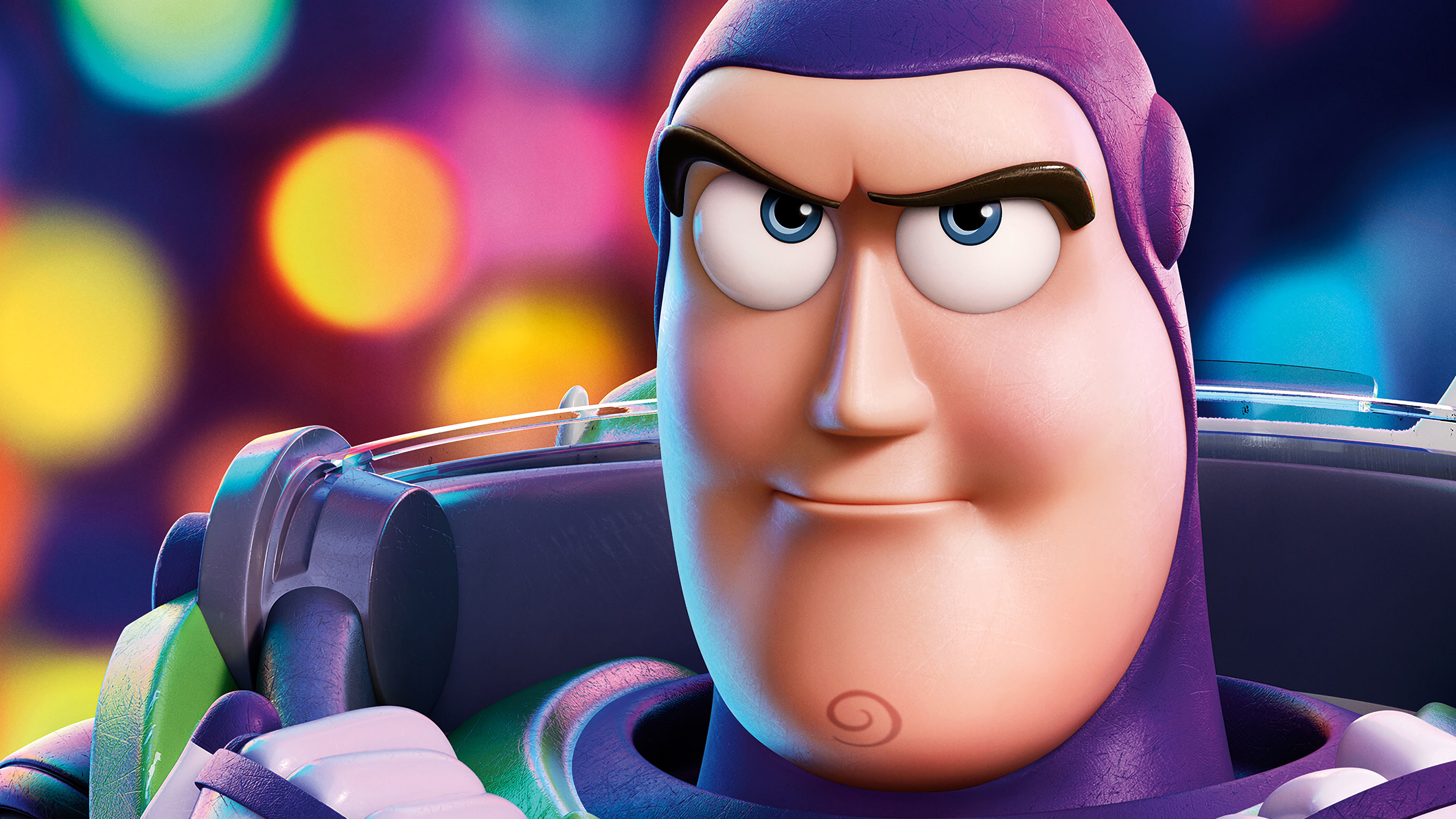 Toy Story 4 Buzz Lightyear Wallpaper 4k Ultra Hd Id3324