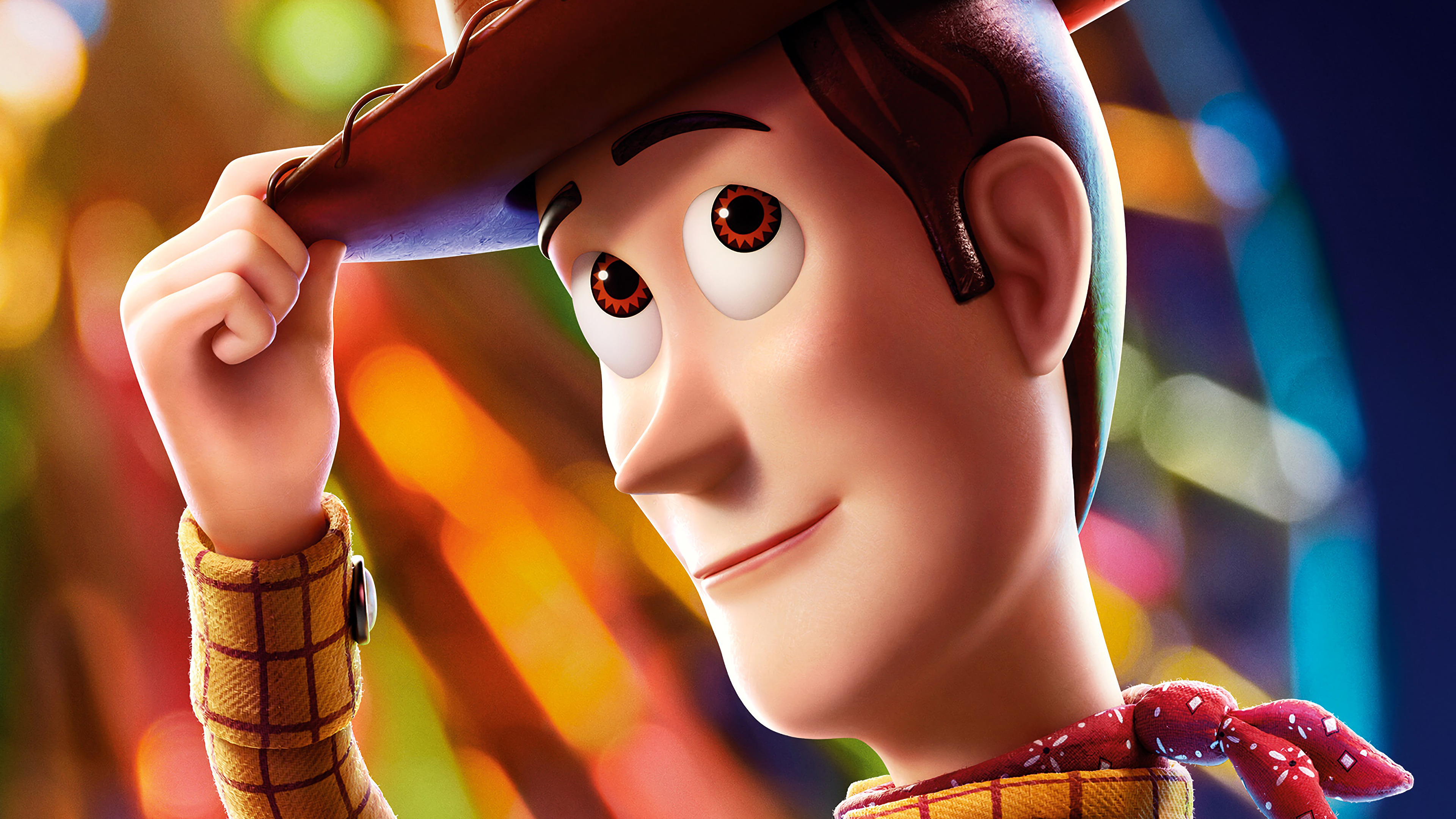 Toy Story 4 Woody Wallpaper 4k Ultra Hd Id3325