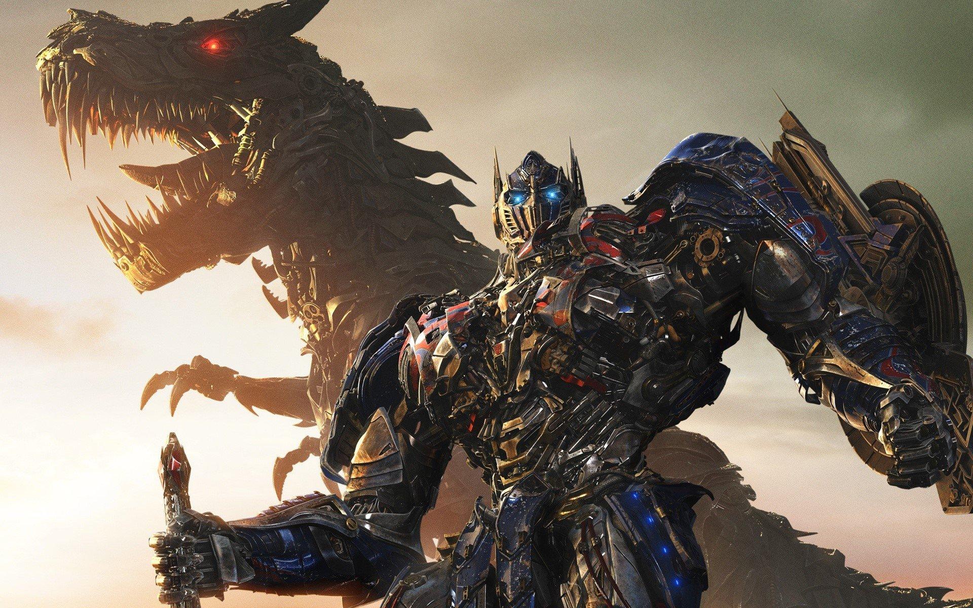 Fondos de pantalla Transformers Age of extinction Imax Poster