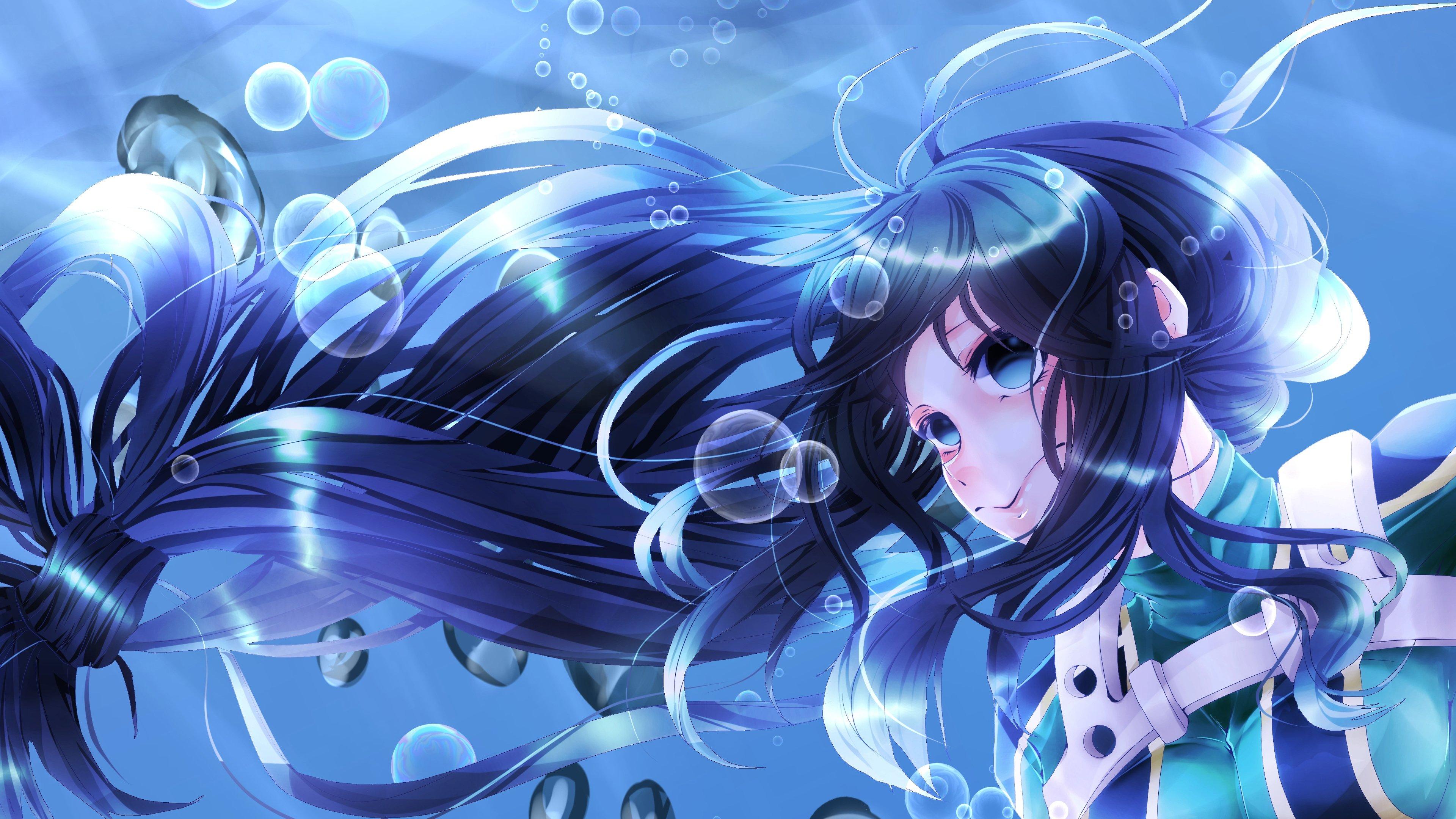 Anime Wallpaper Tsuyu Asui My Hero Academia