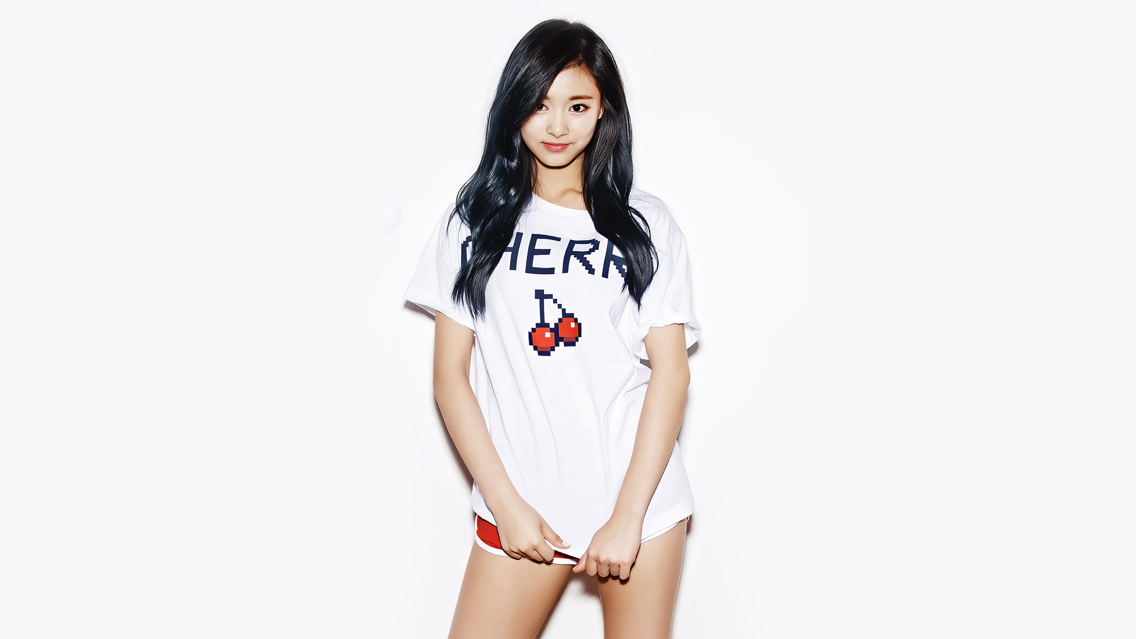 Fondos de pantalla Tzuyu cantante de Kpop