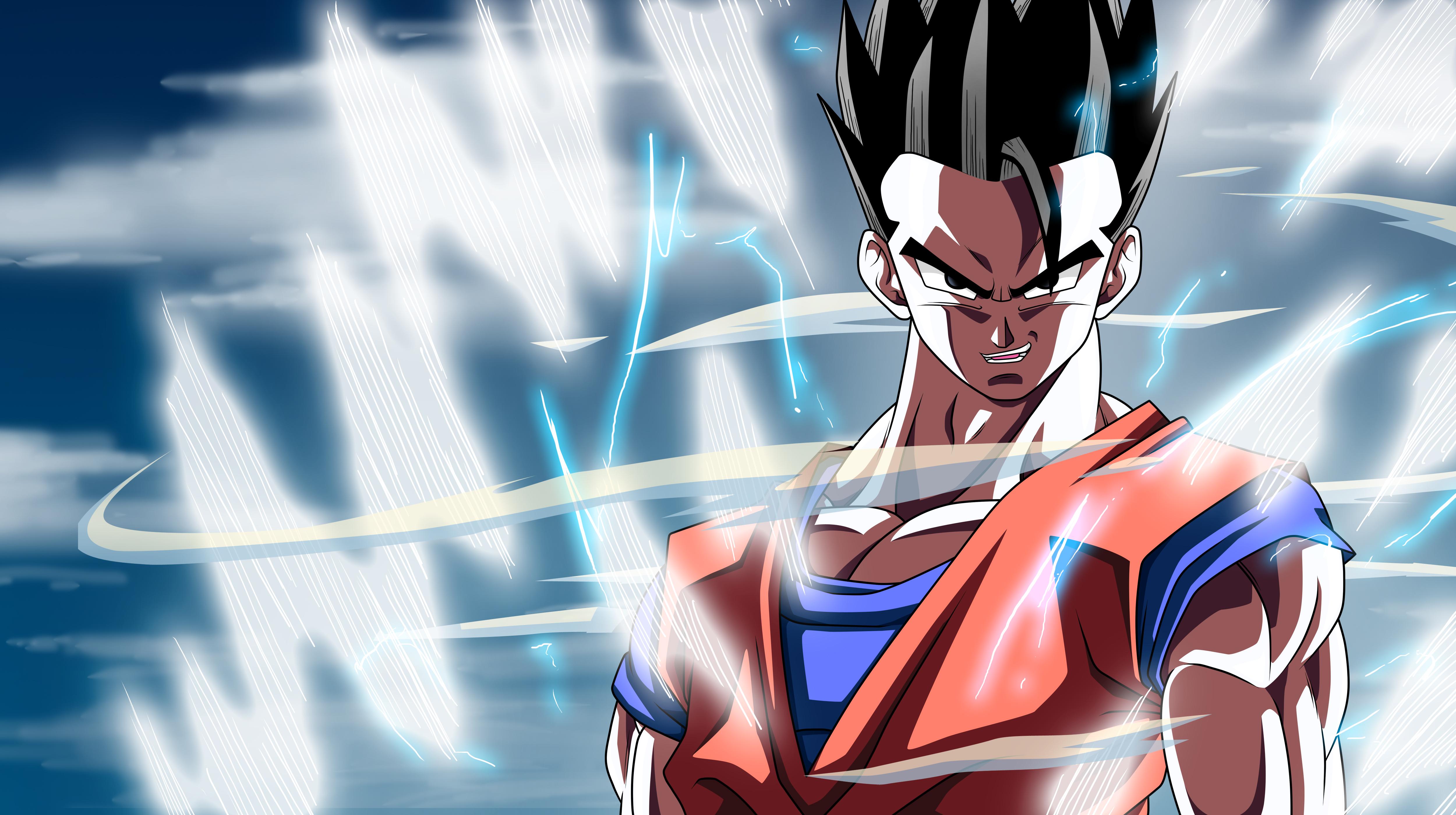 Fondos de pantalla Ultimate Gohan Dragon Ball