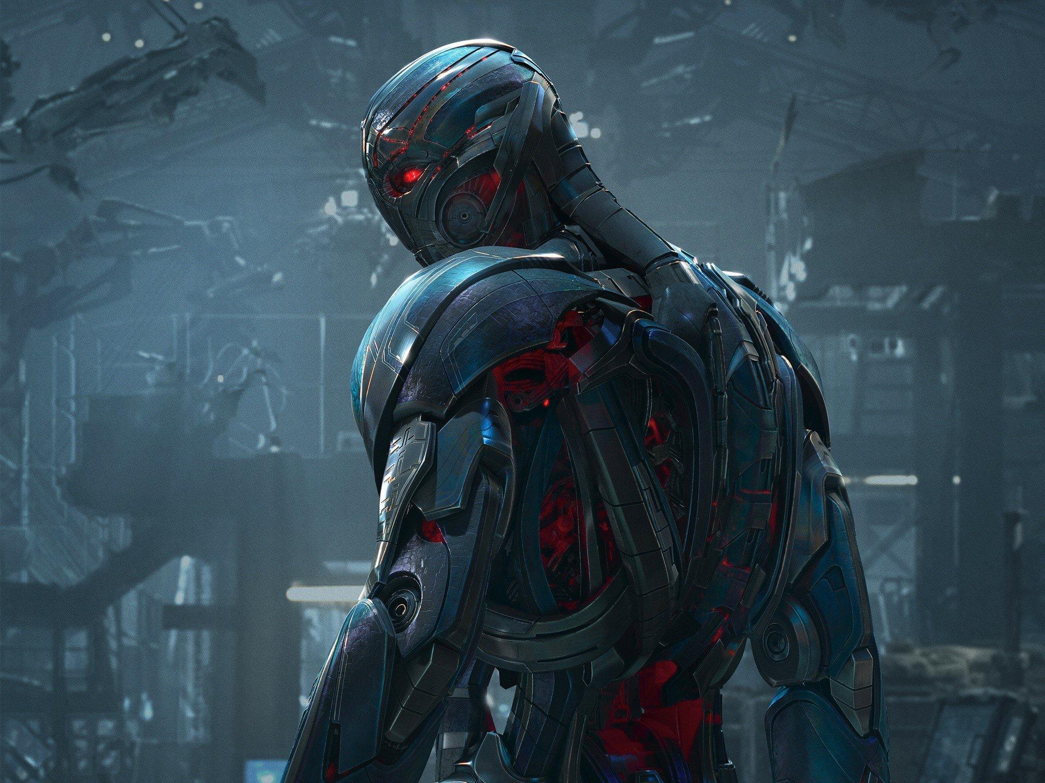 Fondos de pantalla Ultron en Avengers