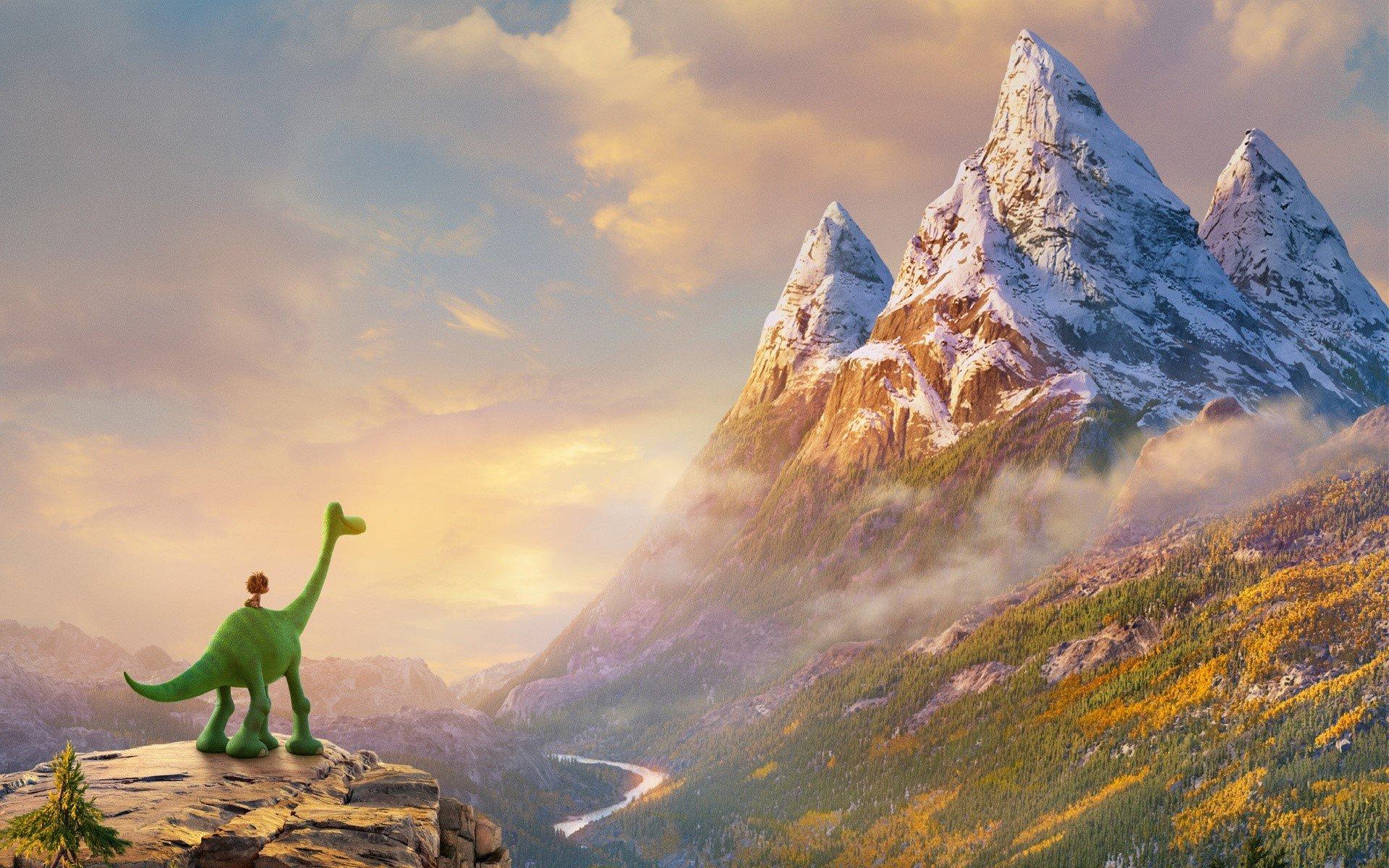 Wallpaper A great dinosaur