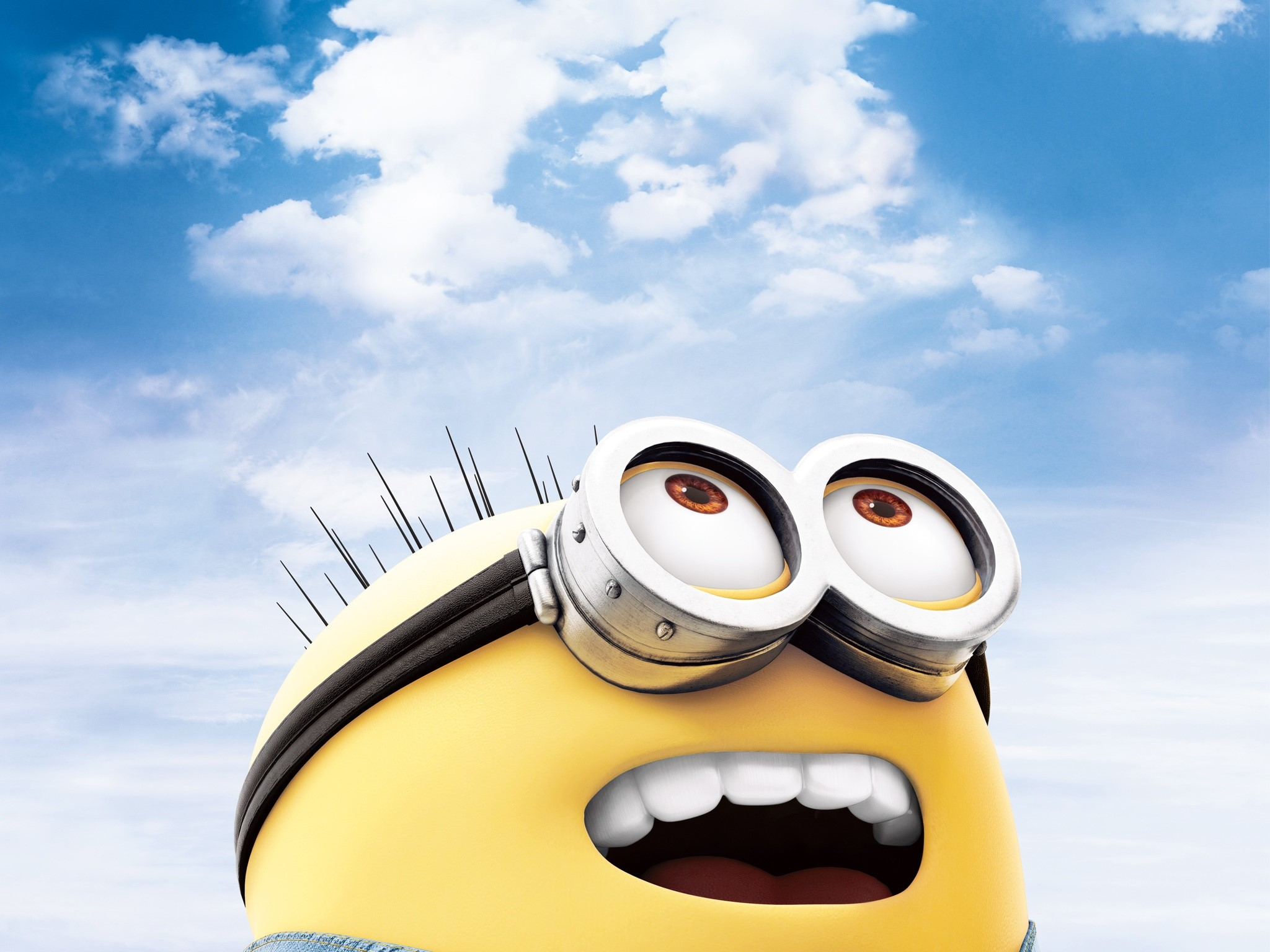 Wallpaper Un minion en Mi villano favorito 2 Images