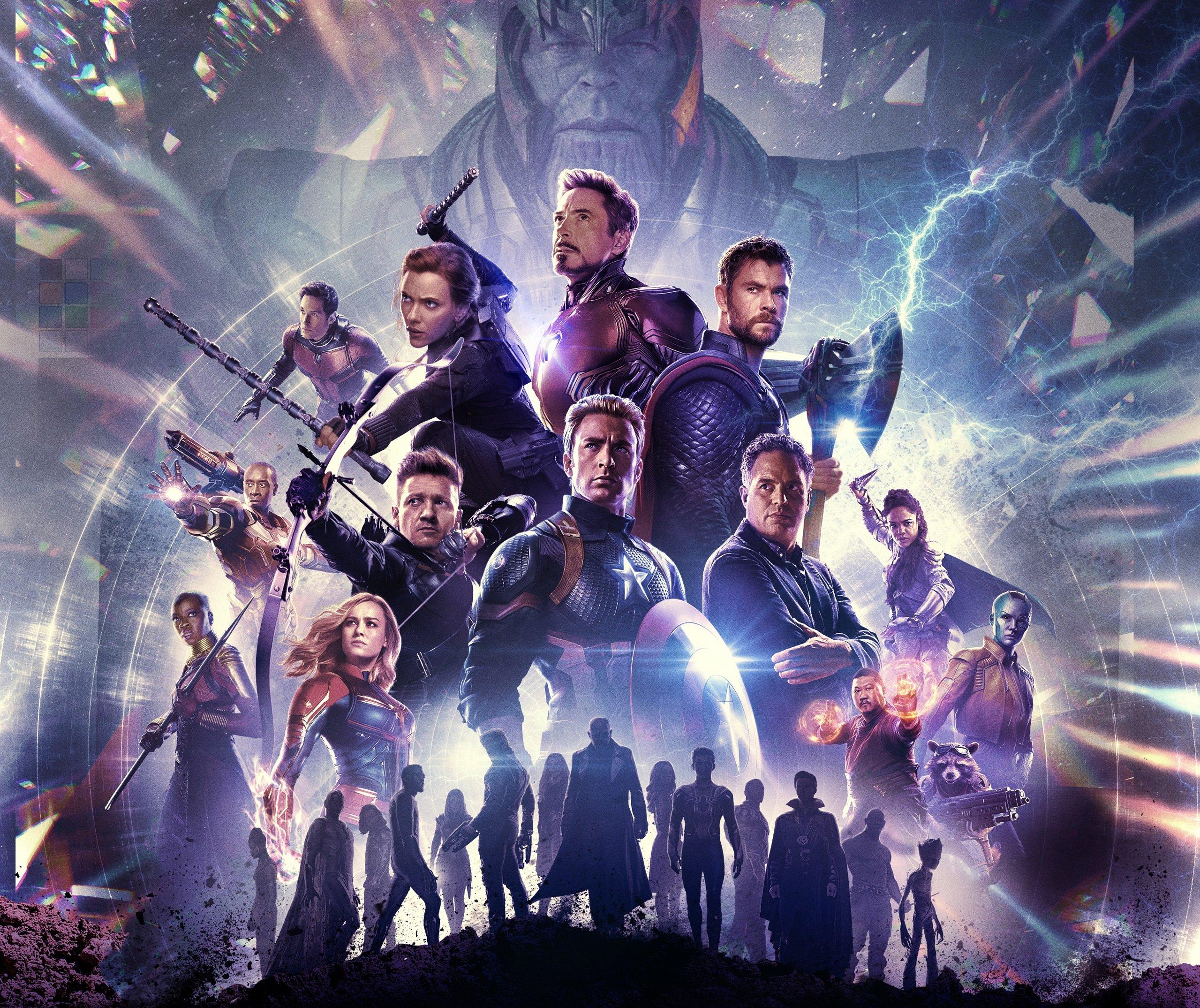 Wallpaper Marvel Universe Avengers Endgame