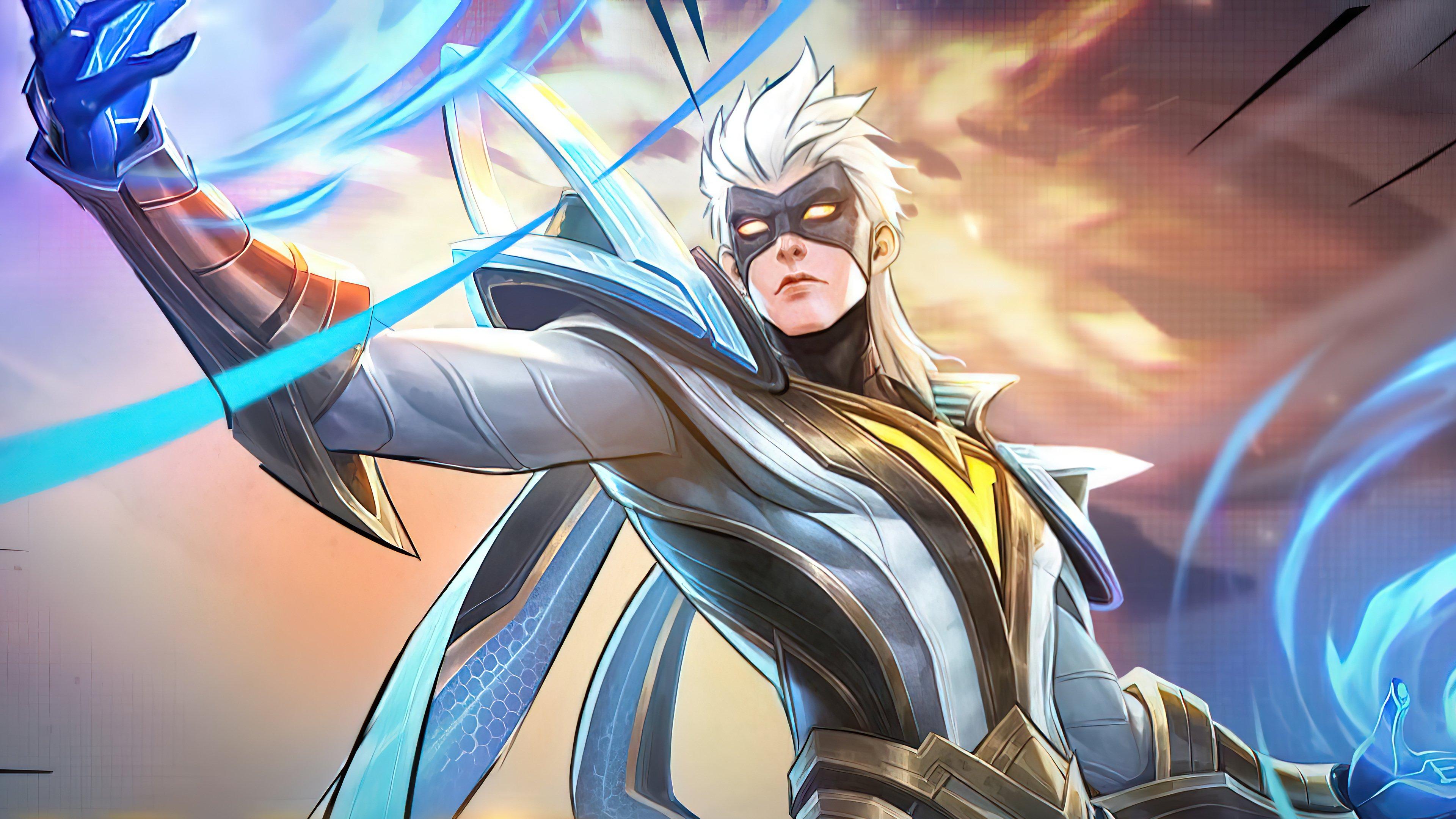 Fondos de pantalla Vale Blizzard Storm Mobile Legends Skin