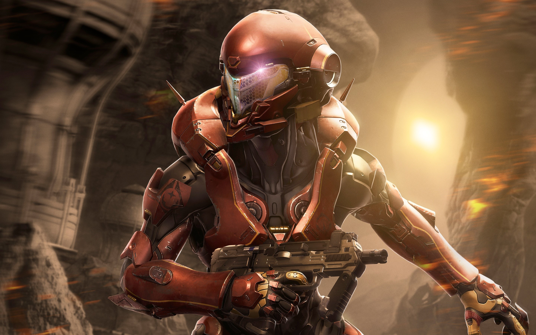 Wallpaper It's worth it in Halo 5 Guardians
