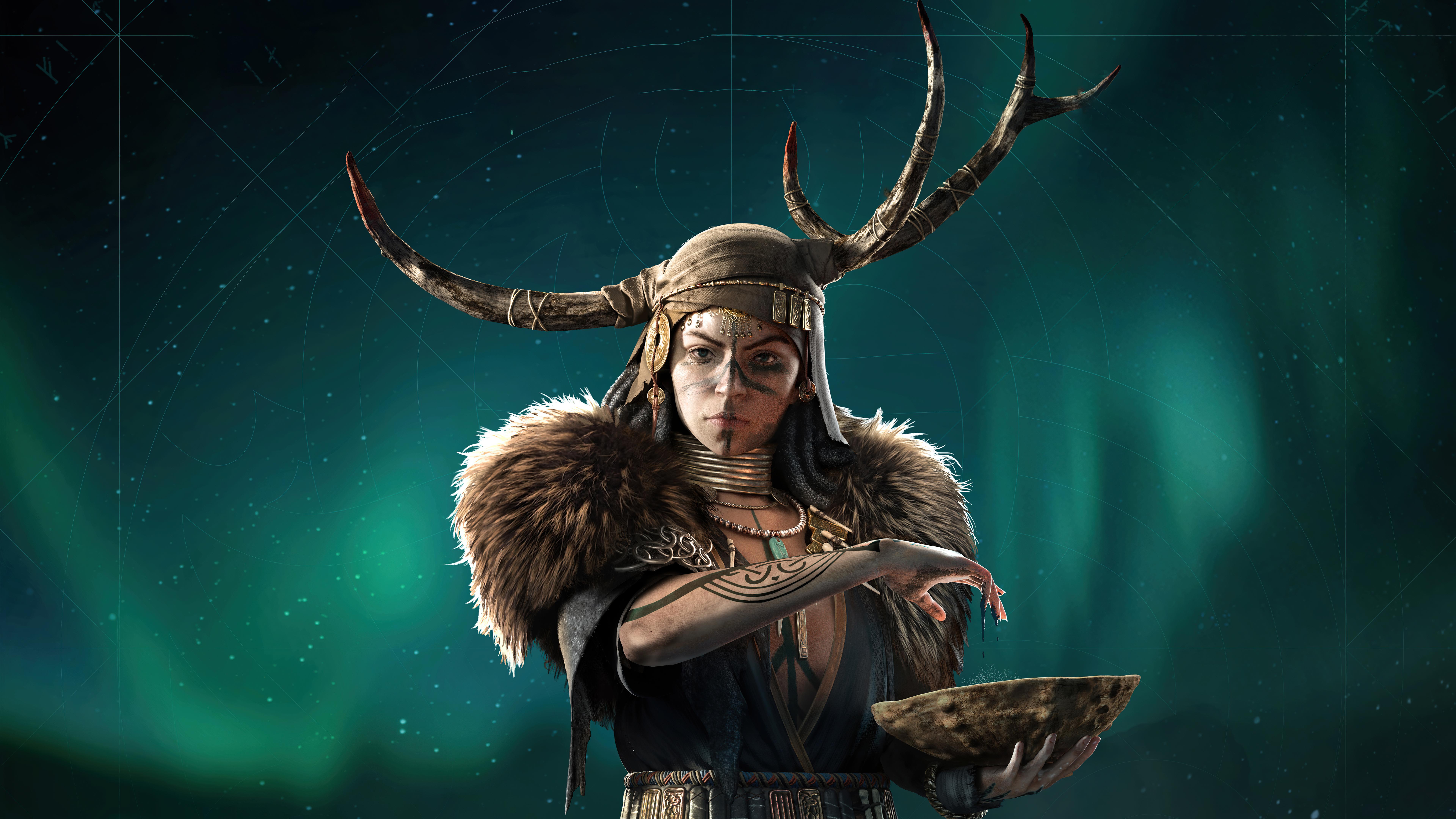 Fondos de pantalla Valka Assassins Creed Valhalla