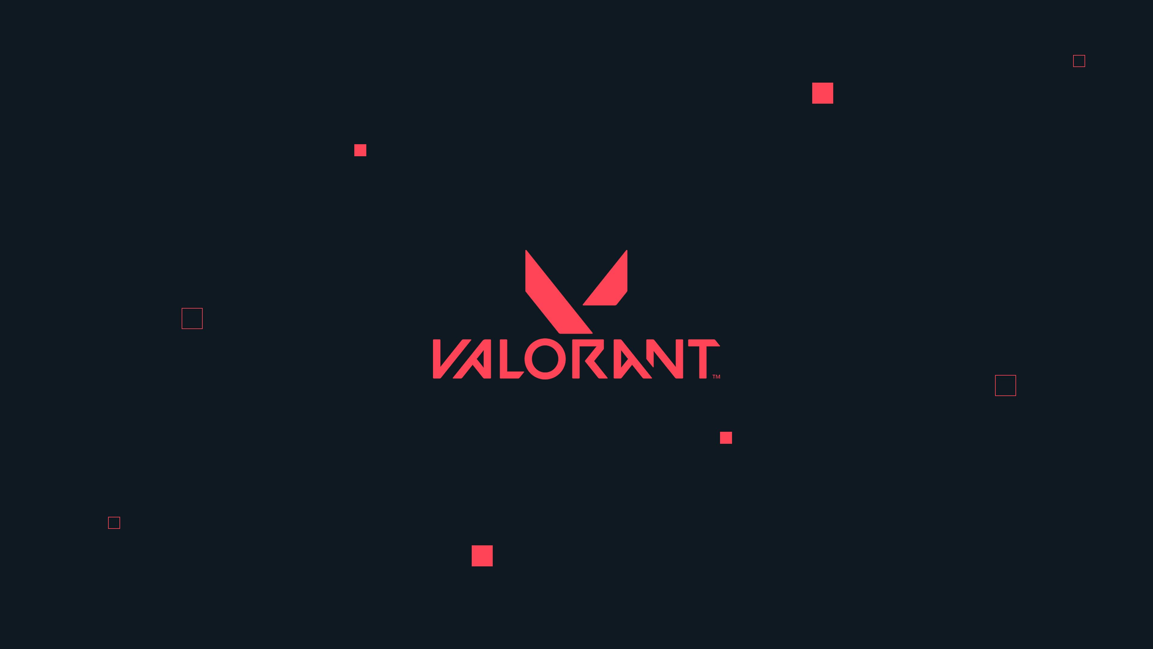 Fondos de pantalla Valorant Logo