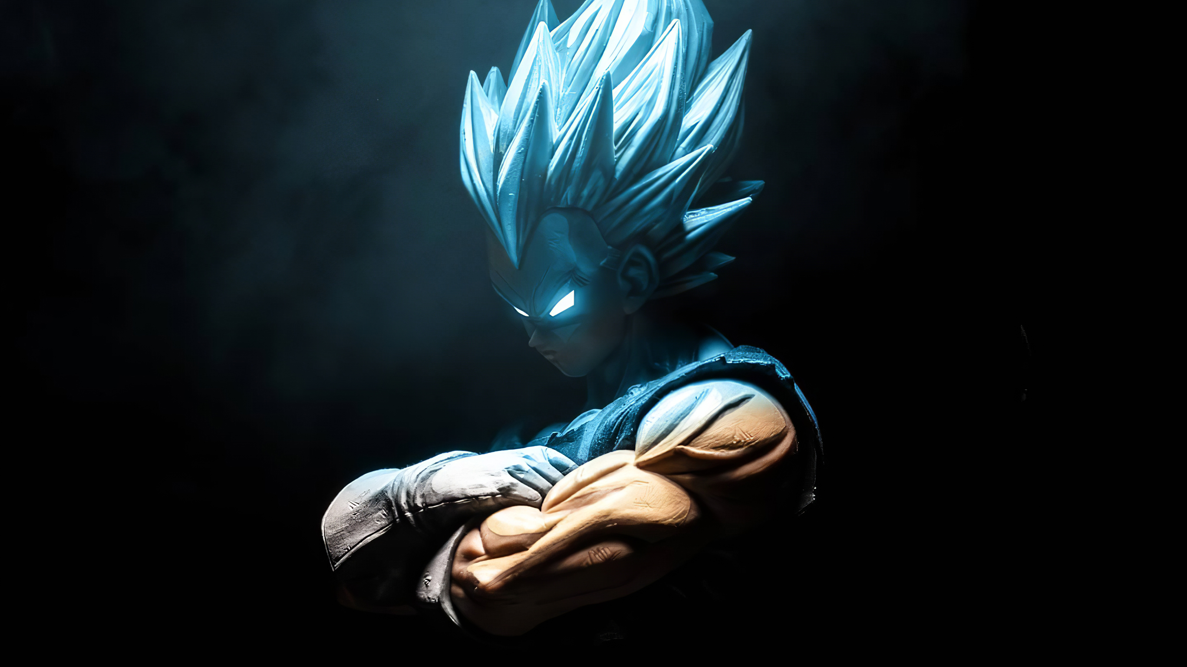 Dragonball Wallpaper 4k Vegeta Doraemon