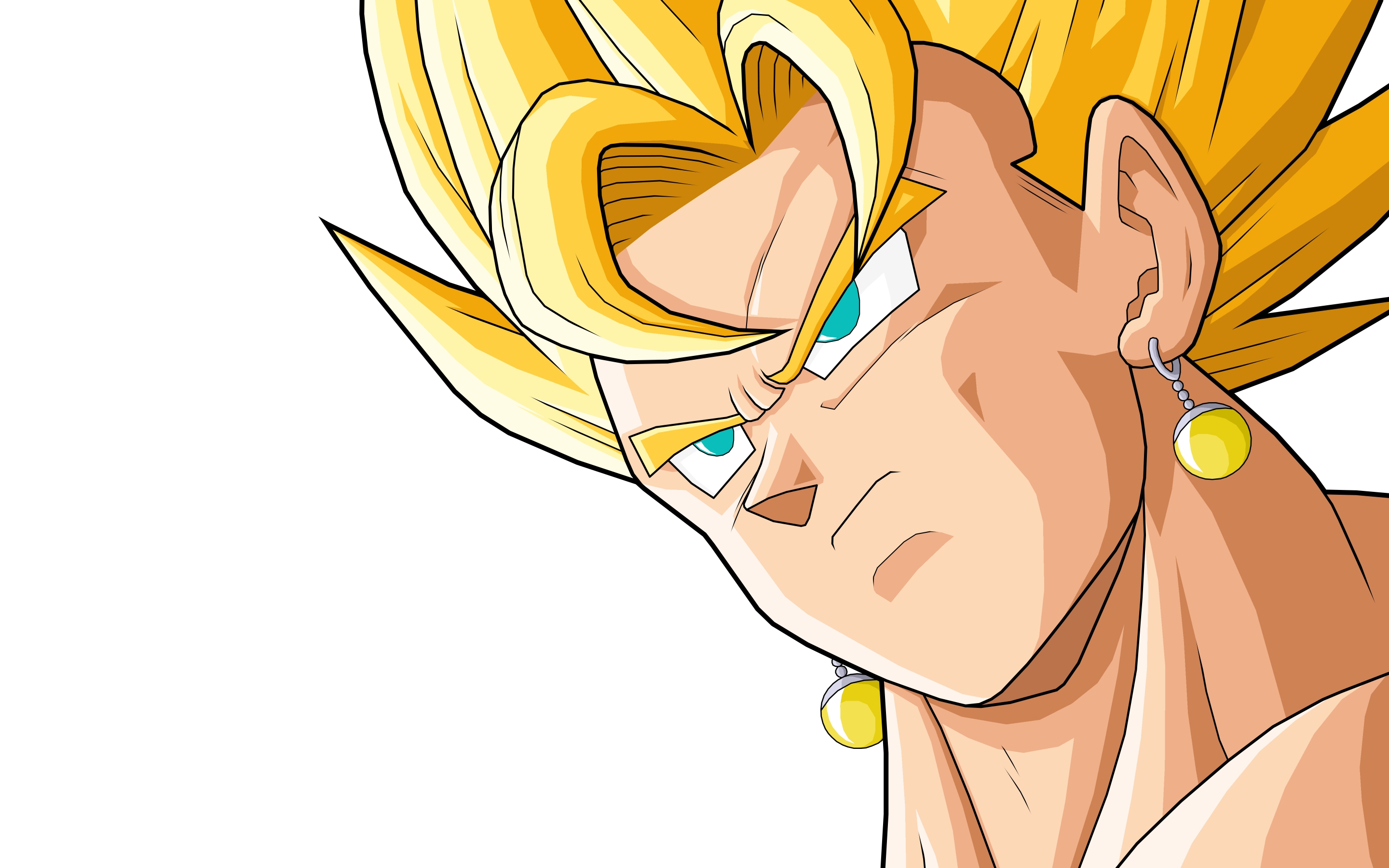 Wallpaper Vegito / Vegetto Dragon Ball