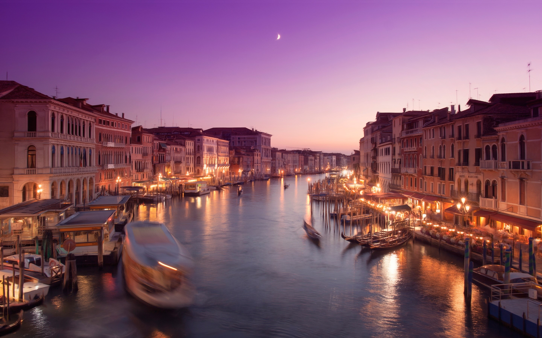 Wallpaper Venice