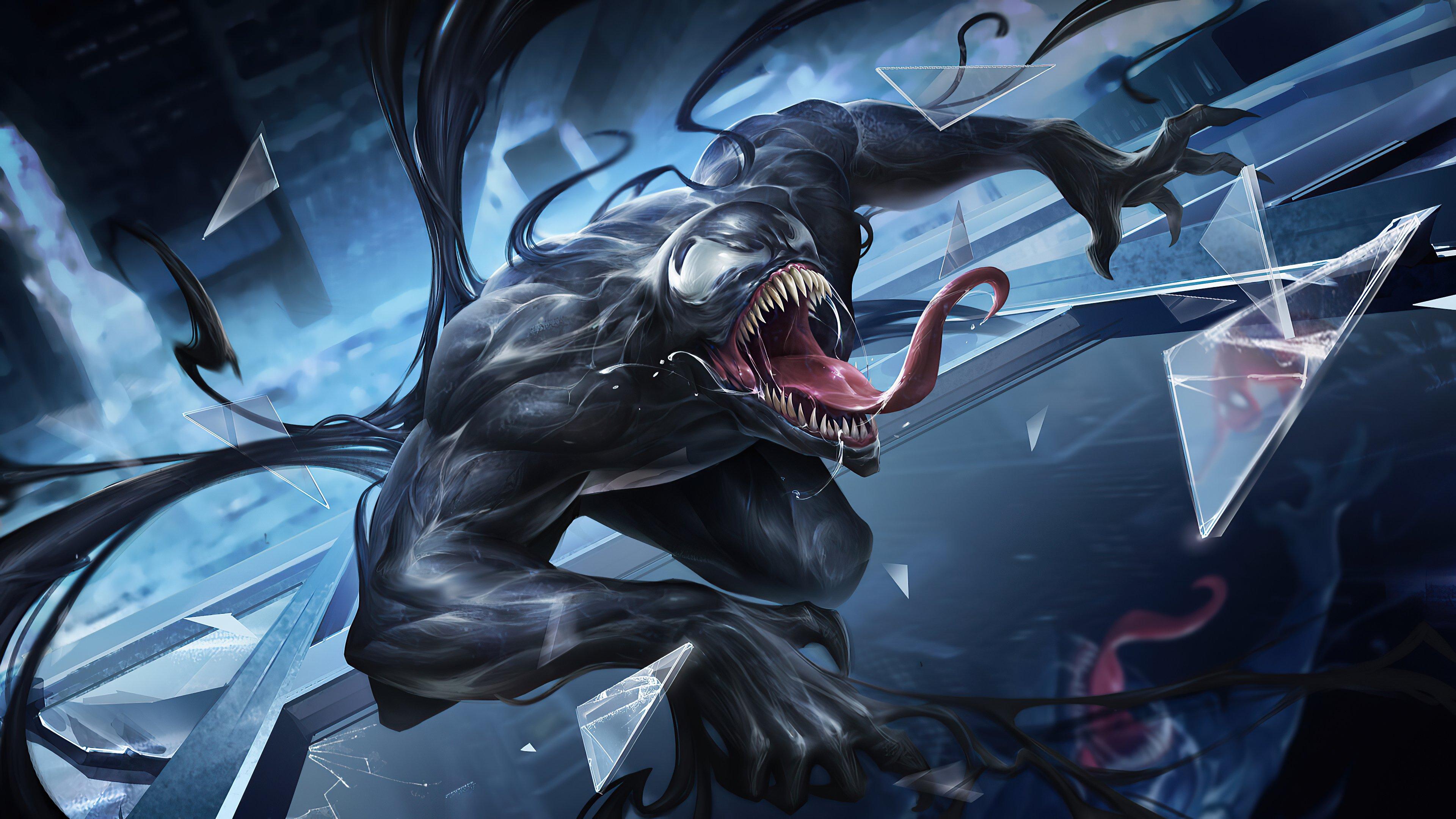 Fondos de pantalla Venom 2020 Artwork