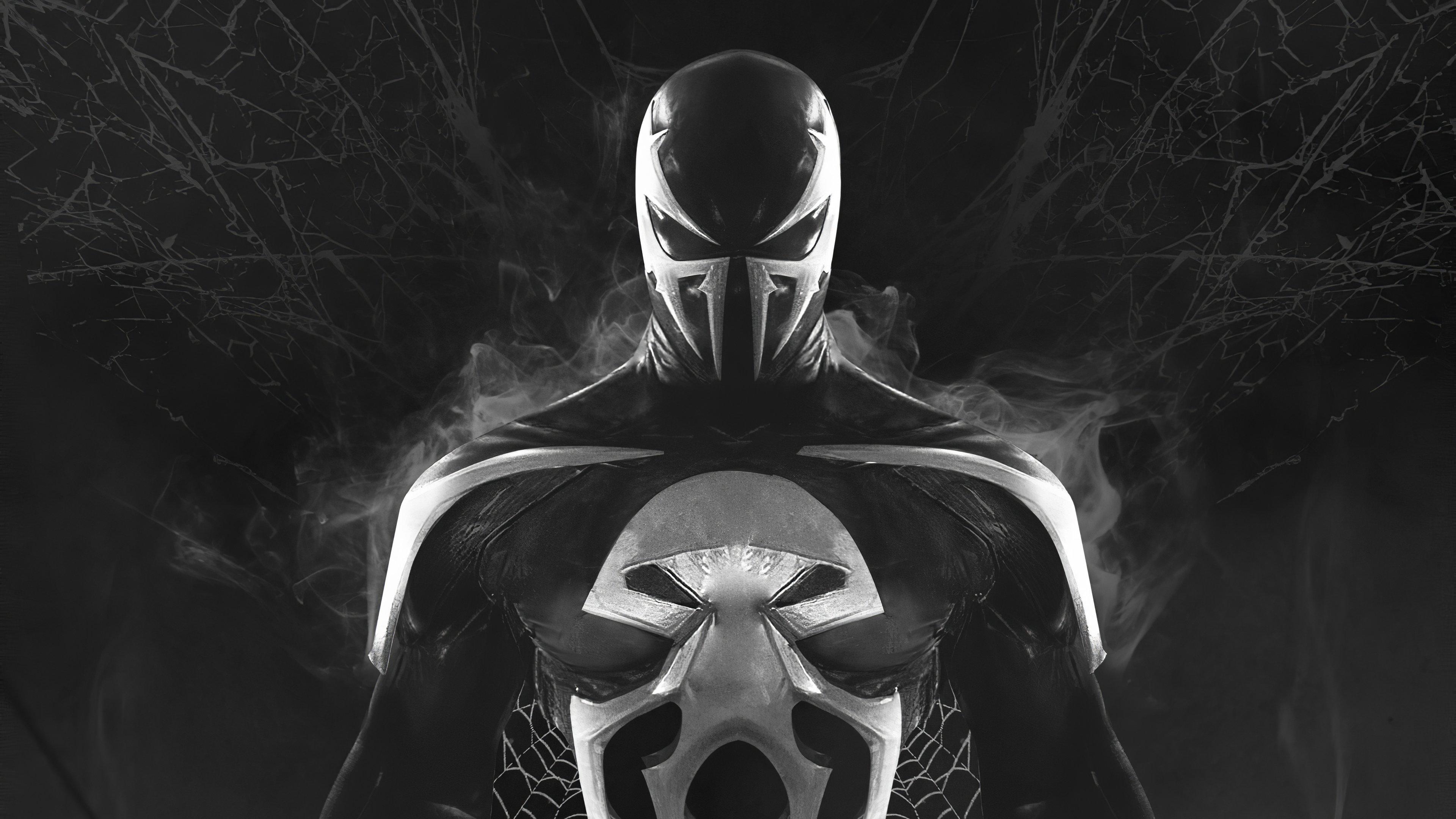 Fondos de pantalla Venom combinado con Punisher