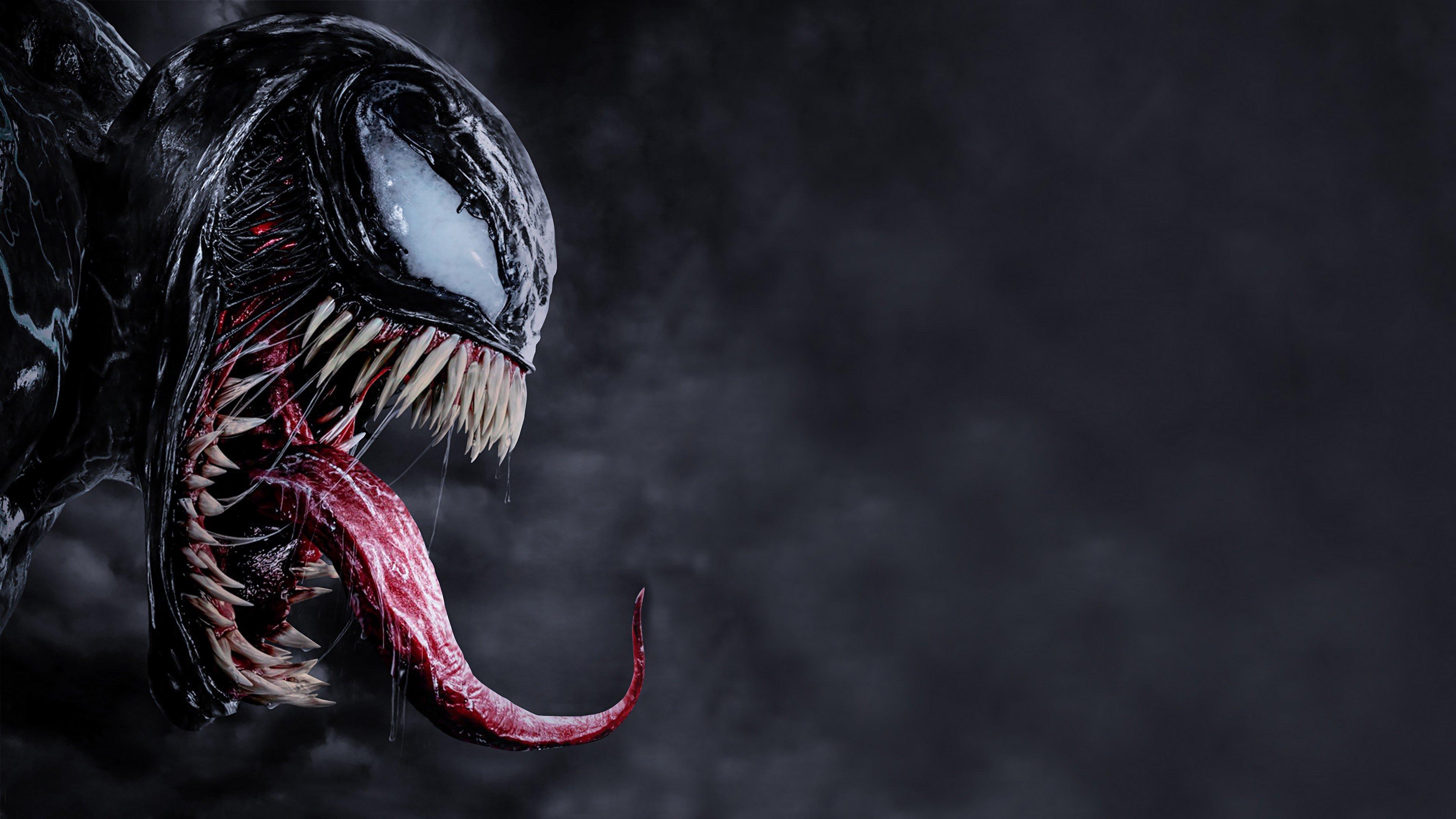 Fondos de pantalla Venom Película
