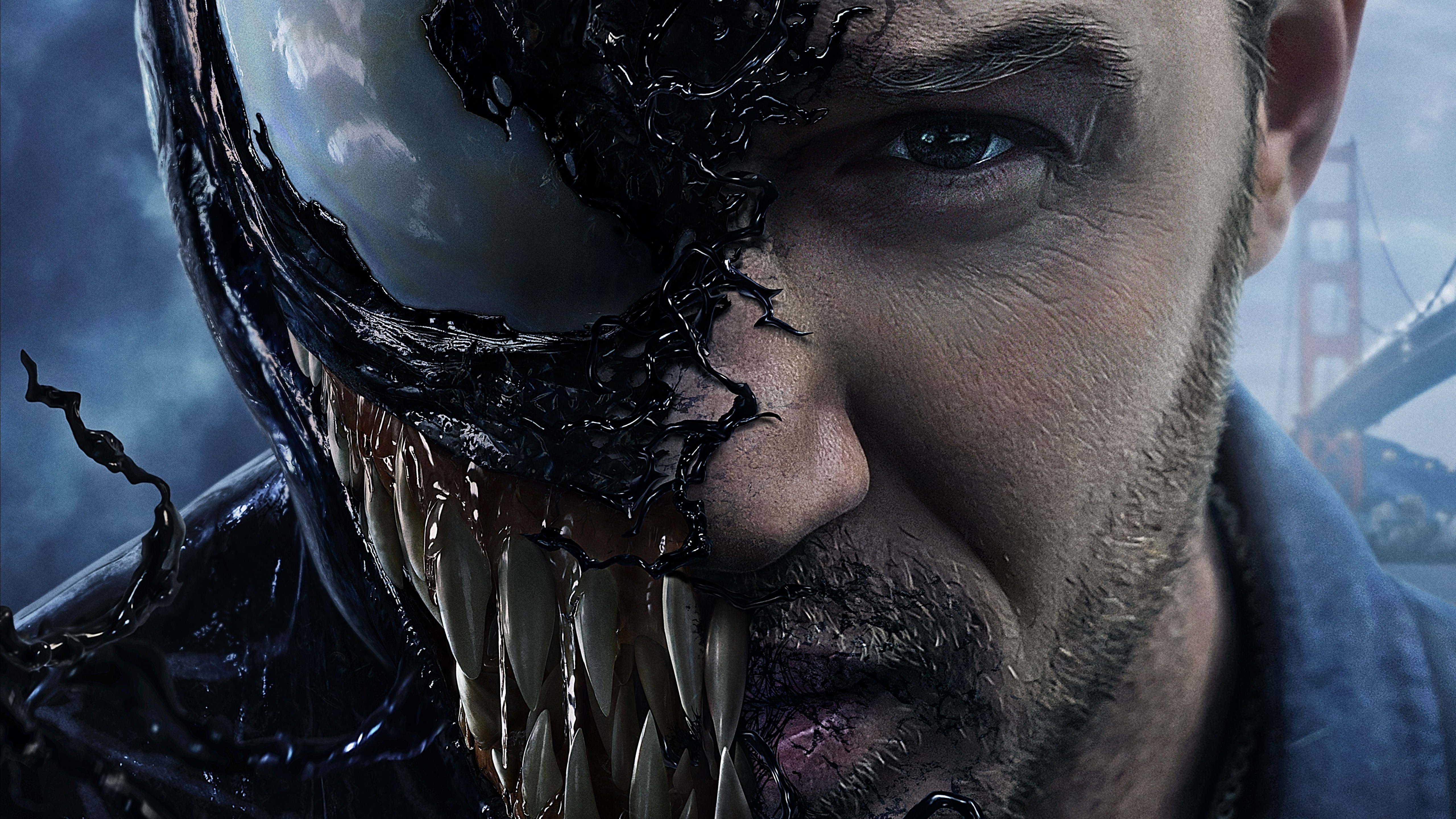 Fondos de pantalla Venom Película Tom Hardy