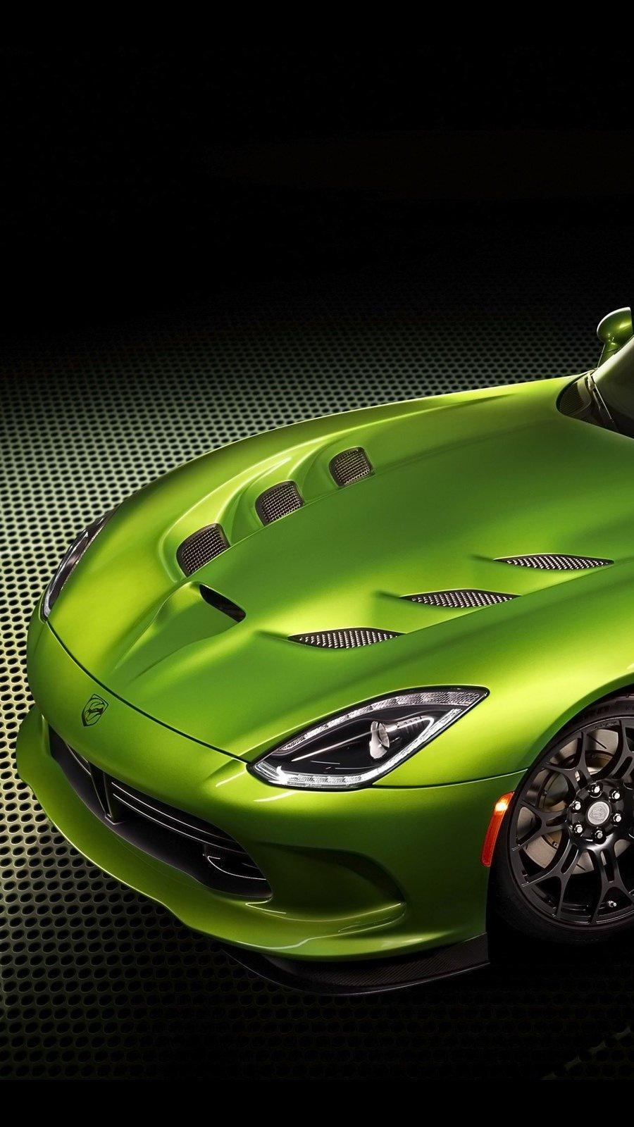 Fondos de pantalla 2014 Dodge Viper SRT Vertical