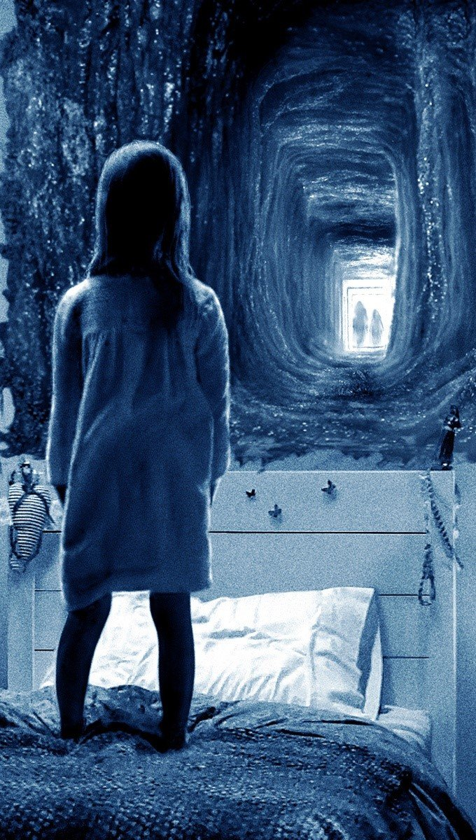 Wallpaper Paranormal Activity: The Phantom Dimension Vertical
