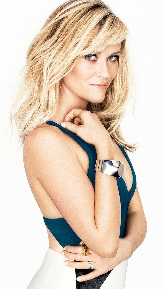Wallpaper Actress Reese Witherspoon Vertical