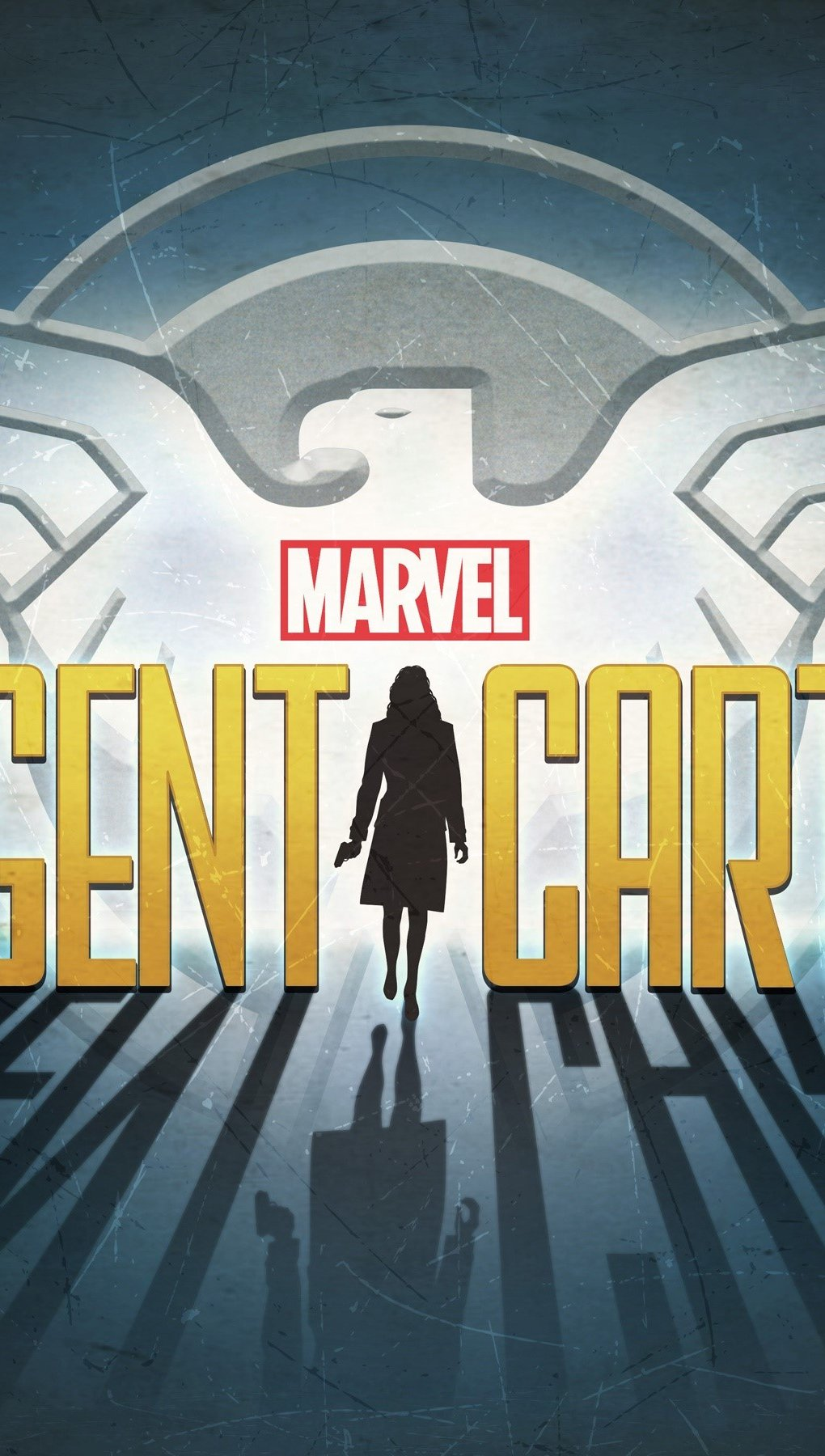Wallpaper Agent Carter Vertical