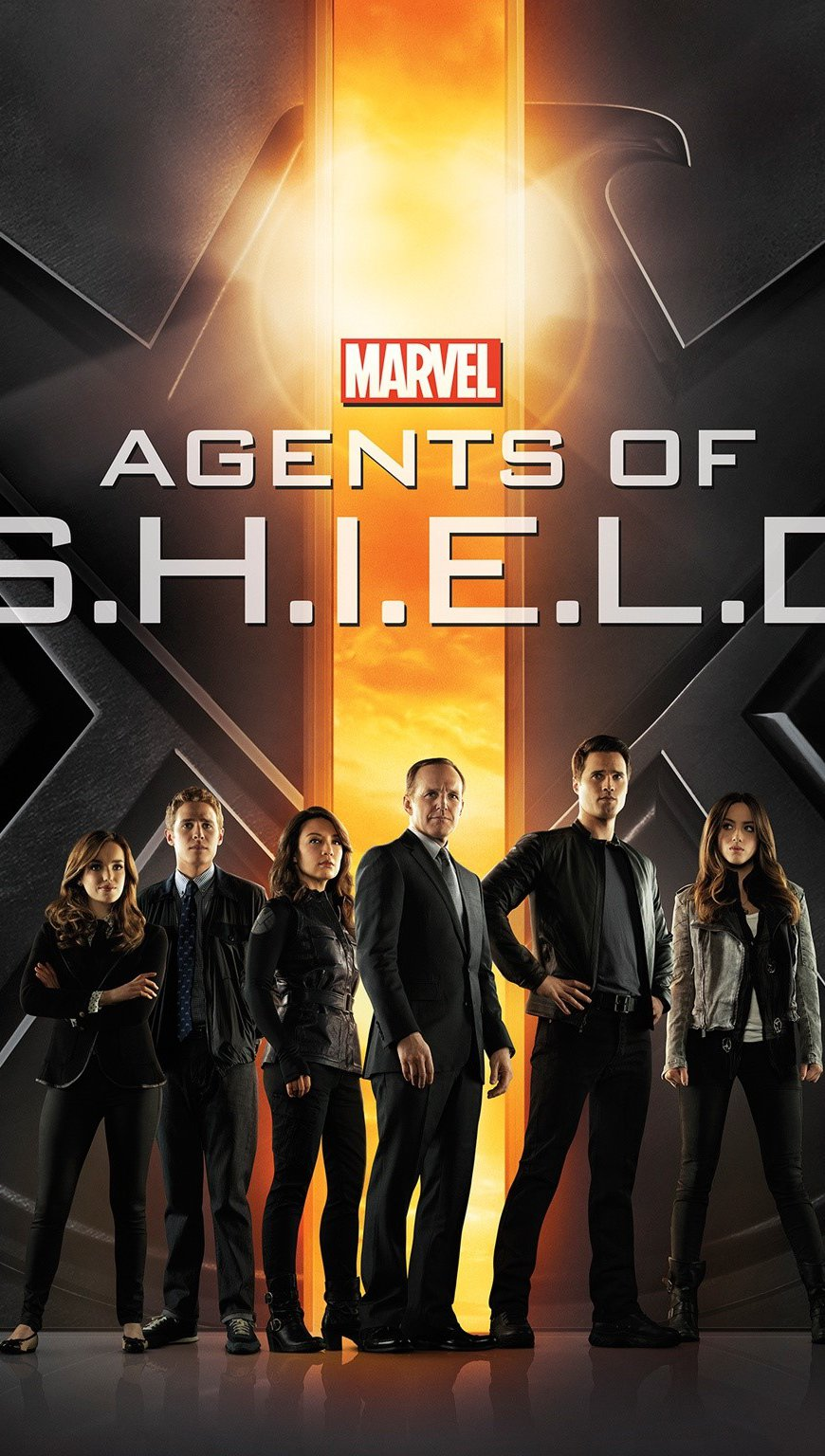 Wallpaper Agents of shield Vertical
