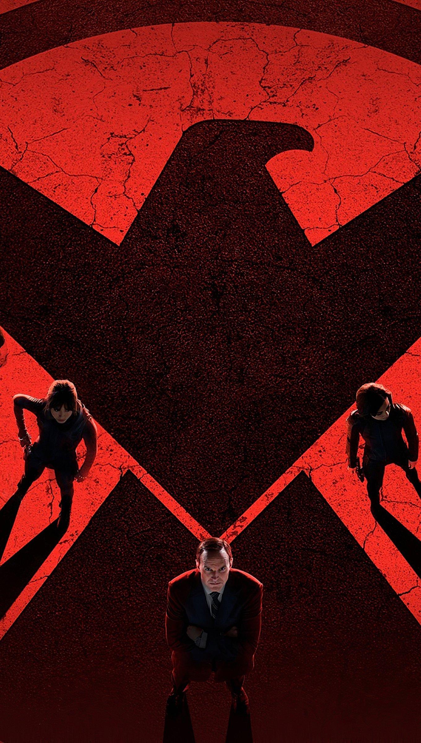 Fondos de pantalla Agents of Shield Temporada 7 Vertical