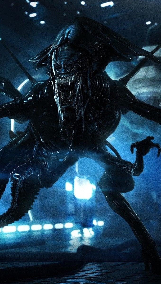 Fondos de pantalla Aliens colonial marines Vertical