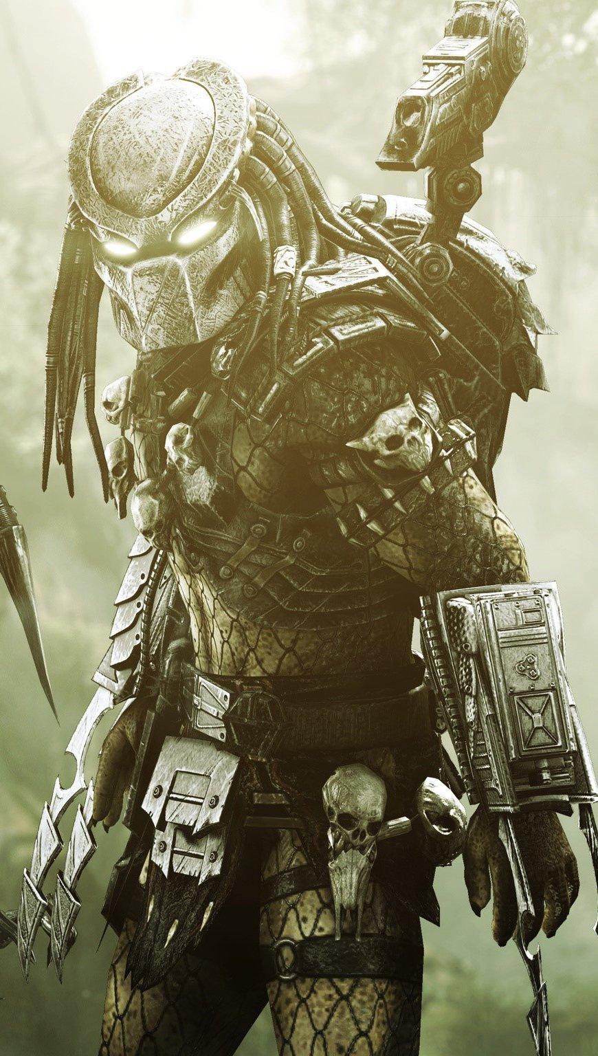 Fondos de pantalla Aliens VS Predator Vertical