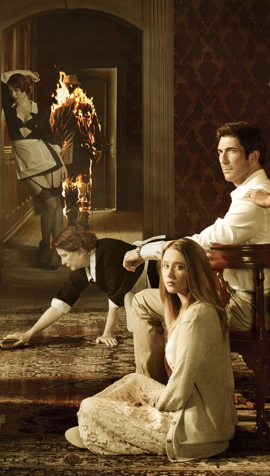 Fondos de pantalla American Horror Story Vertical