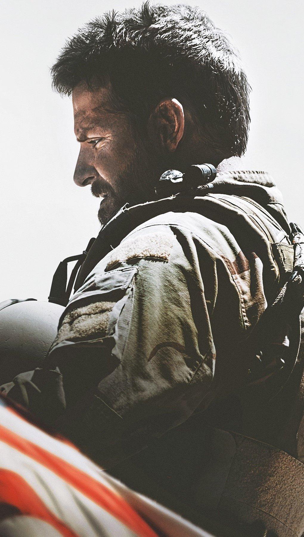 Wallpaper American Sniper Vertical